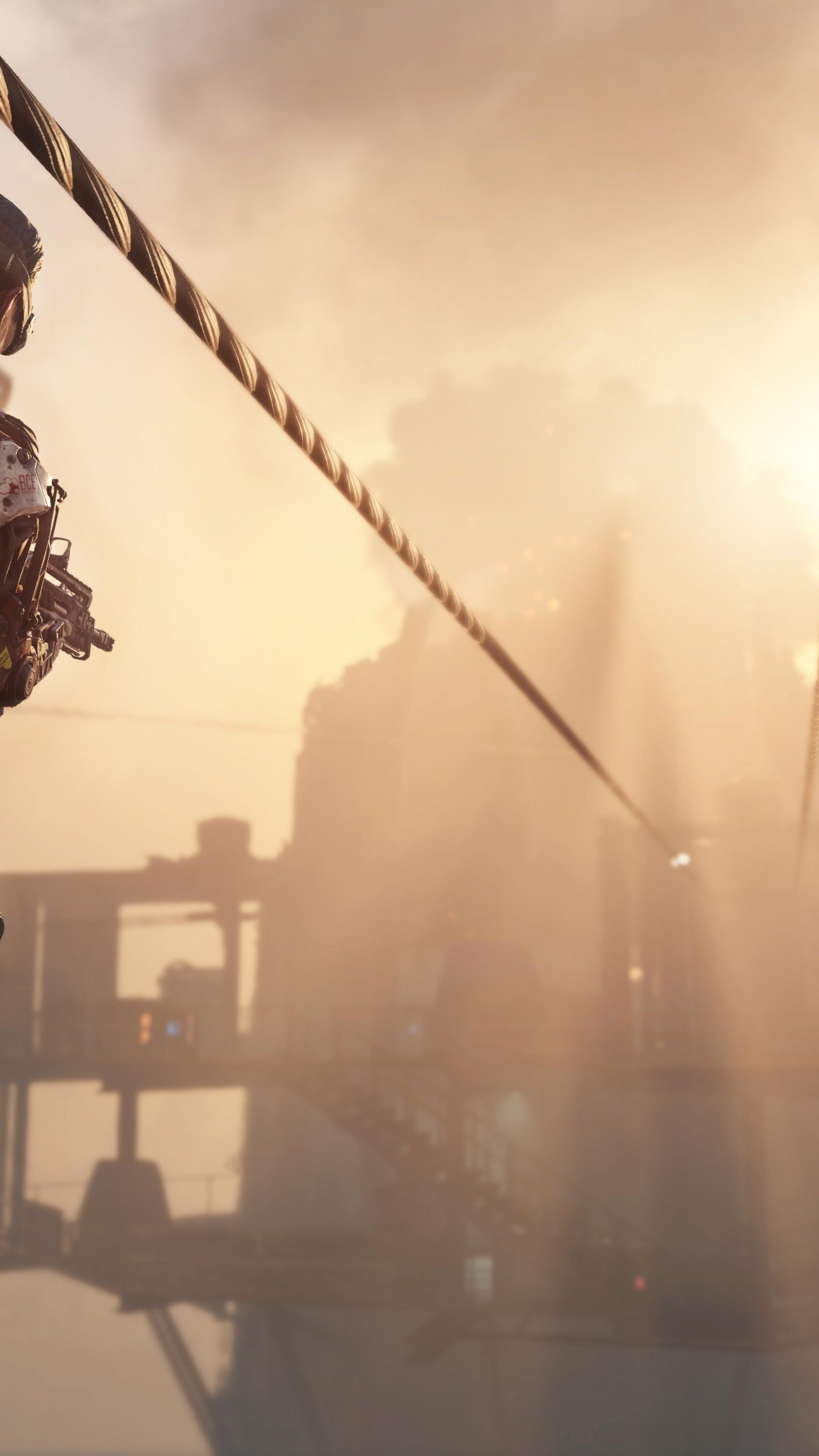 Call Of Duty Black Ops 3 Gameplay, HD 4K Wallpaper