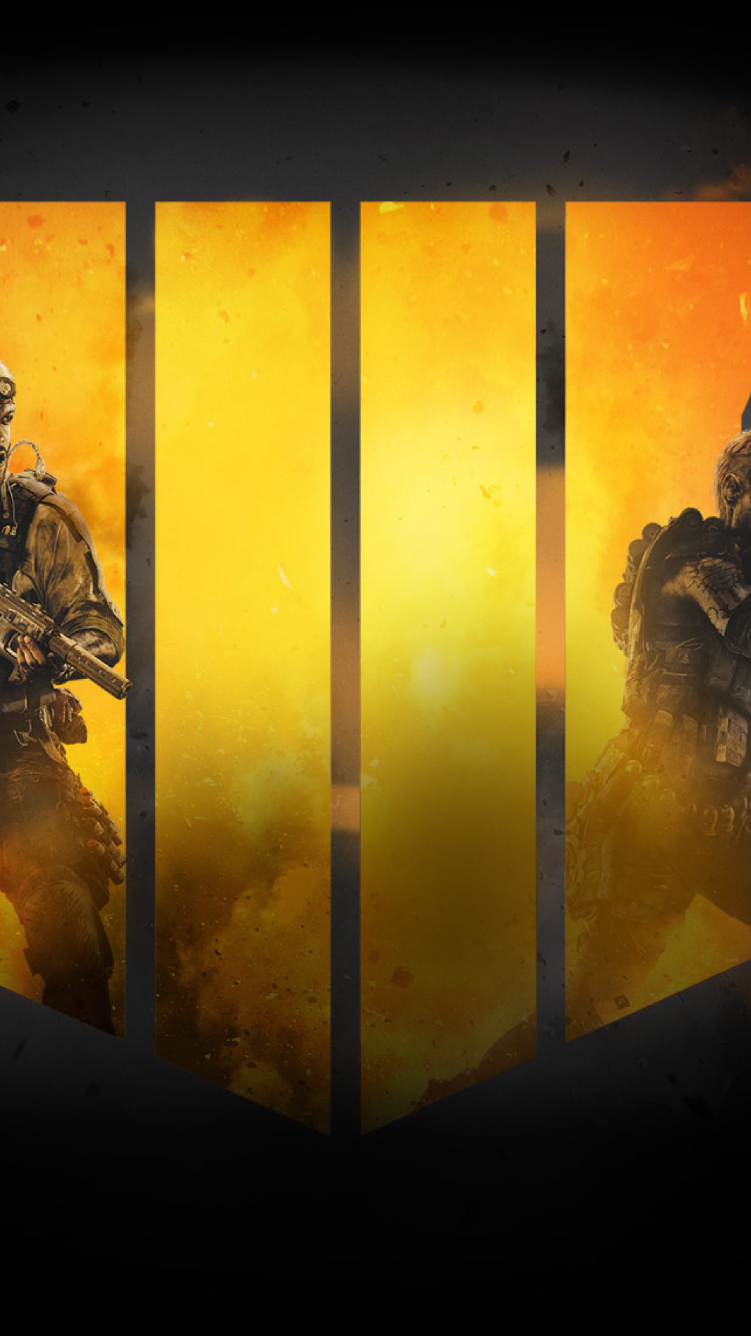 1080x1920 Call Of Duty Black Ops 4 Game Poster Iphone 7 6s 6