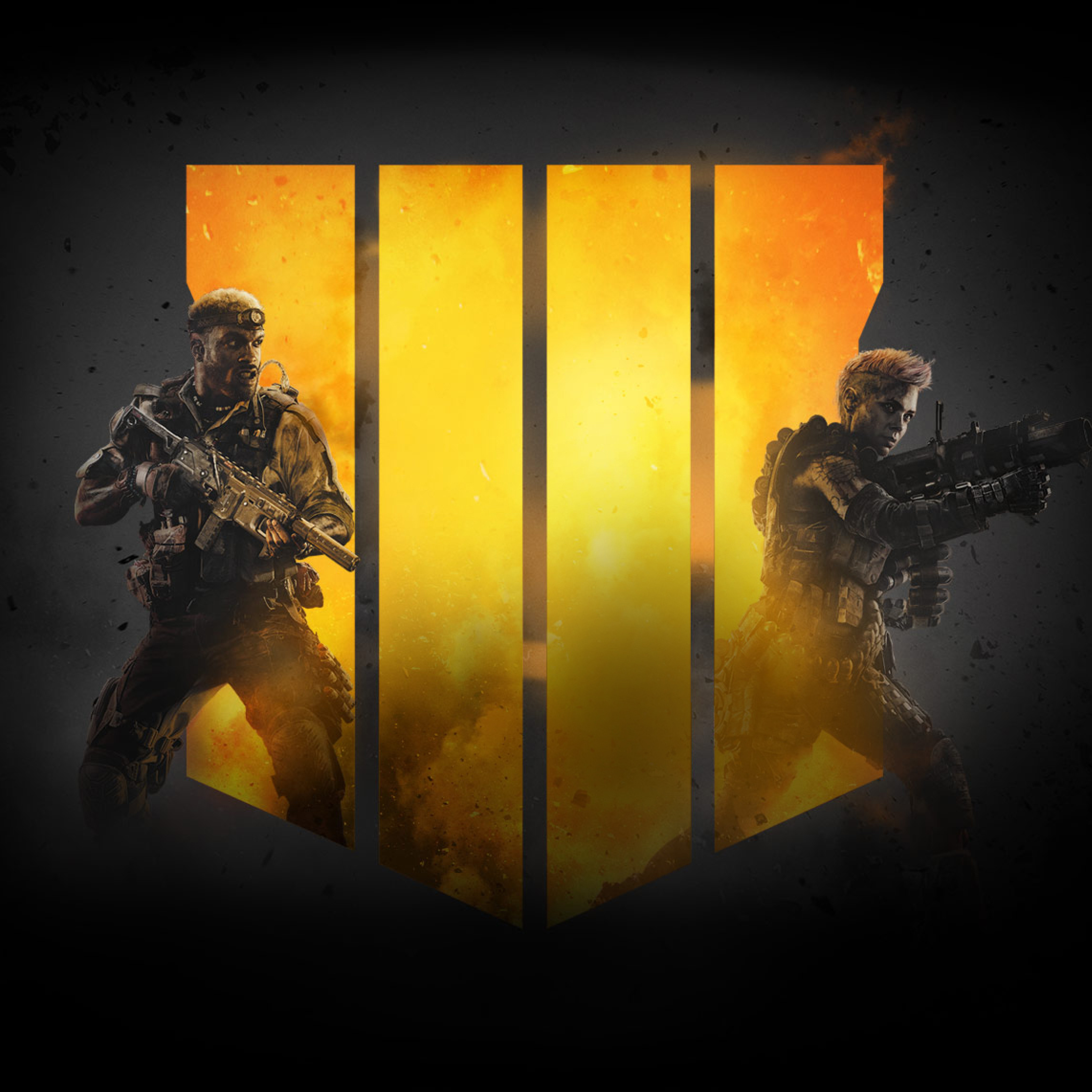 2248x2248 Call Of Duty Black Ops 4 Game Poster 2248x2248