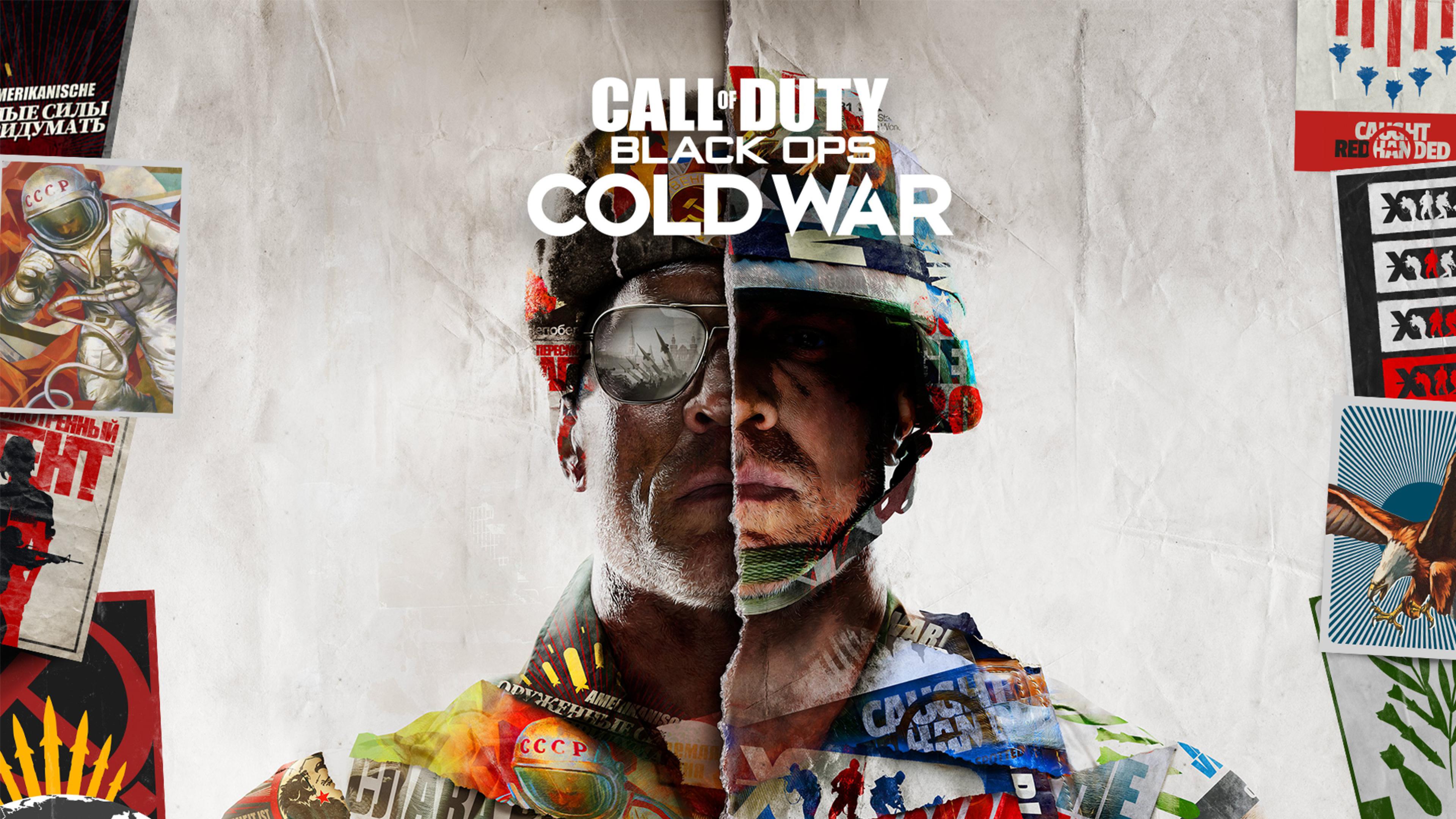 3840x2160 Call of Duty Black Ops Cold War 4K Wallpaper, HD ...