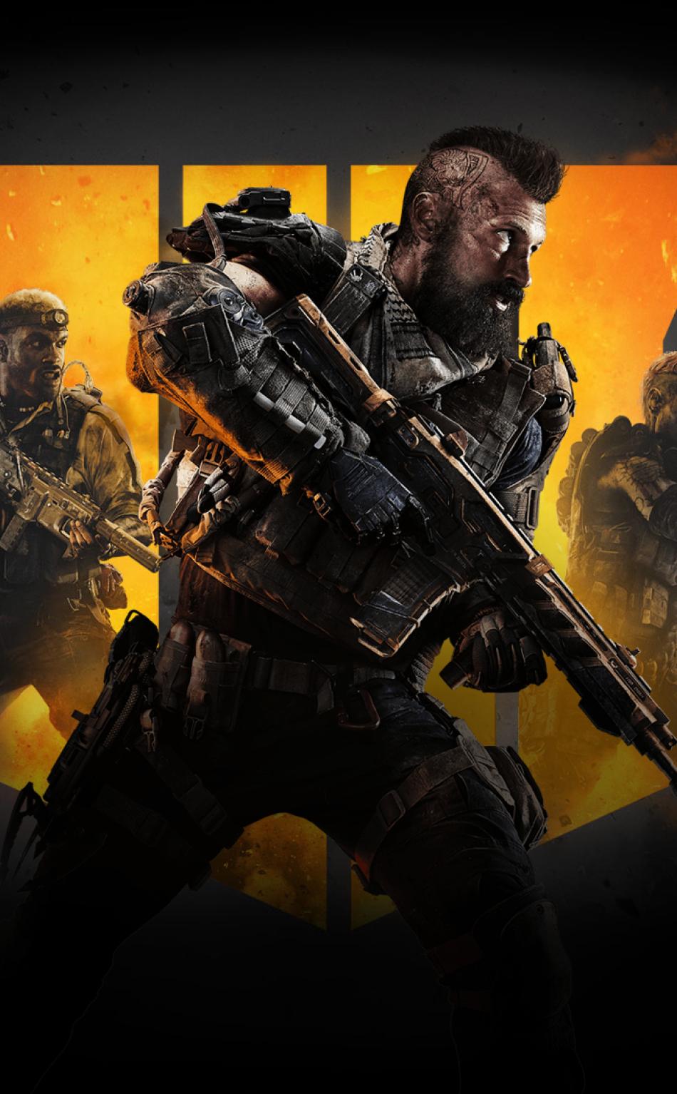 Call Of Duty Black Ops Iiii Full Hd Wallpaper