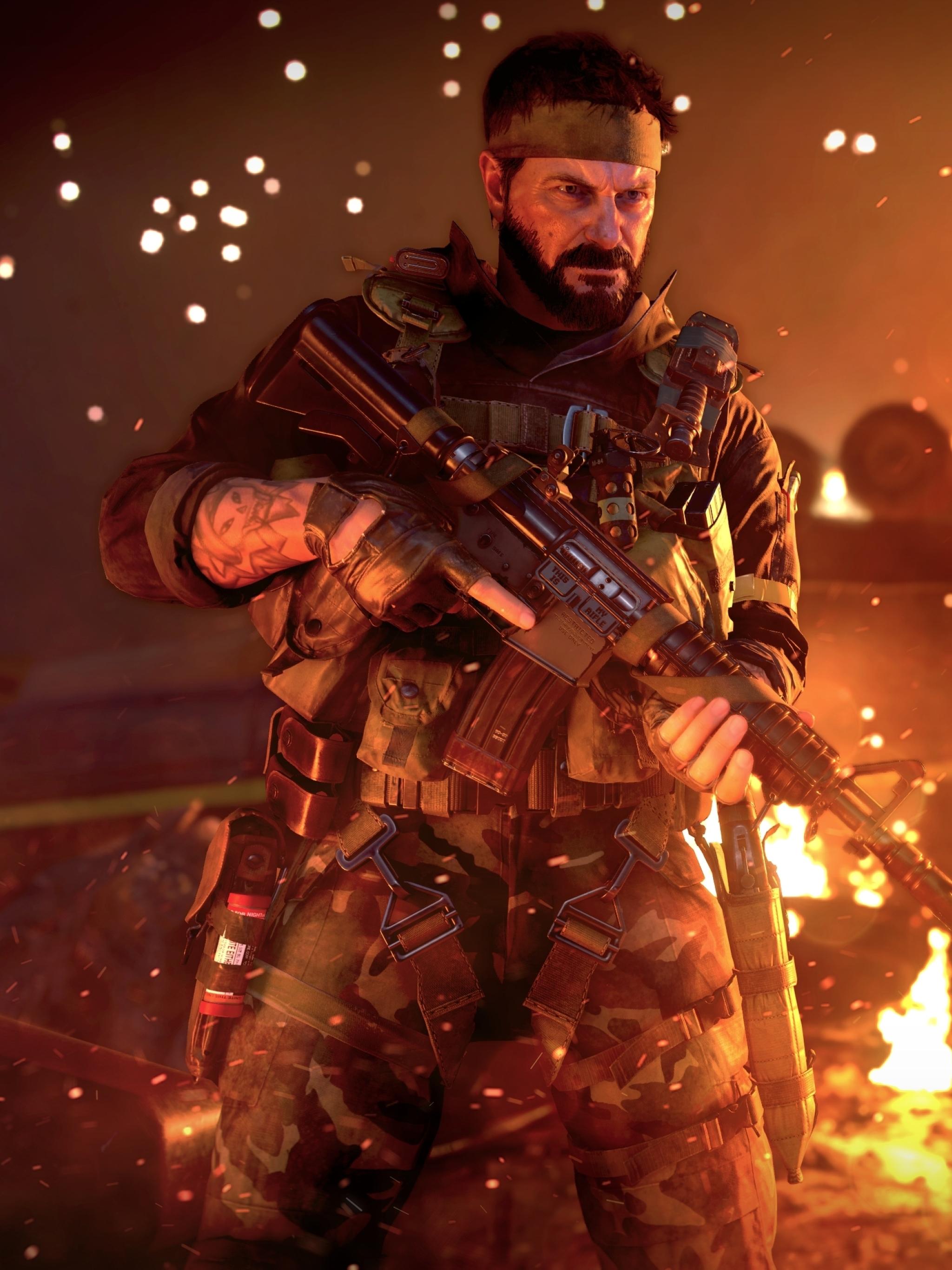 2048x2732 Call Of Duty Cold War 4K 2048x2732 Resolution ...