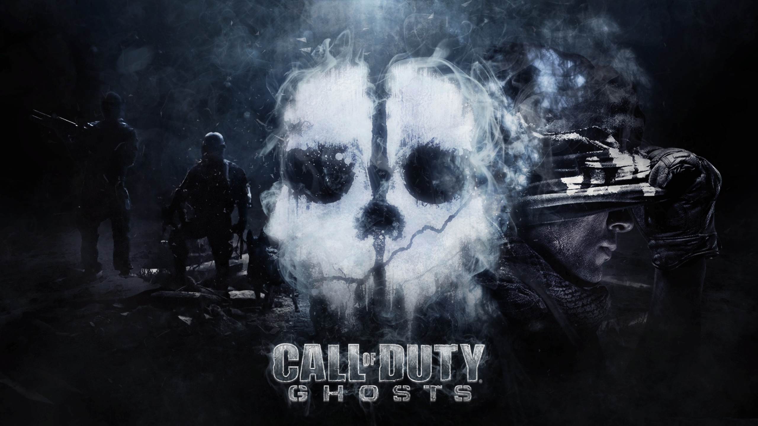 2560x1440 Call Of Duty Ghosts Cod Ghost Infinity Ward 1440p