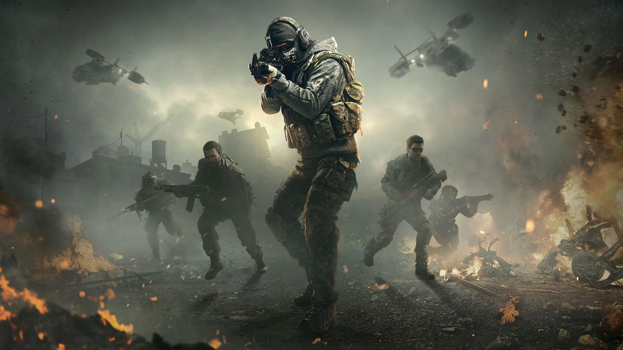 Call Of Duty Mobile 2019 Wallpaper, HD Games 4K Wallpapers ...