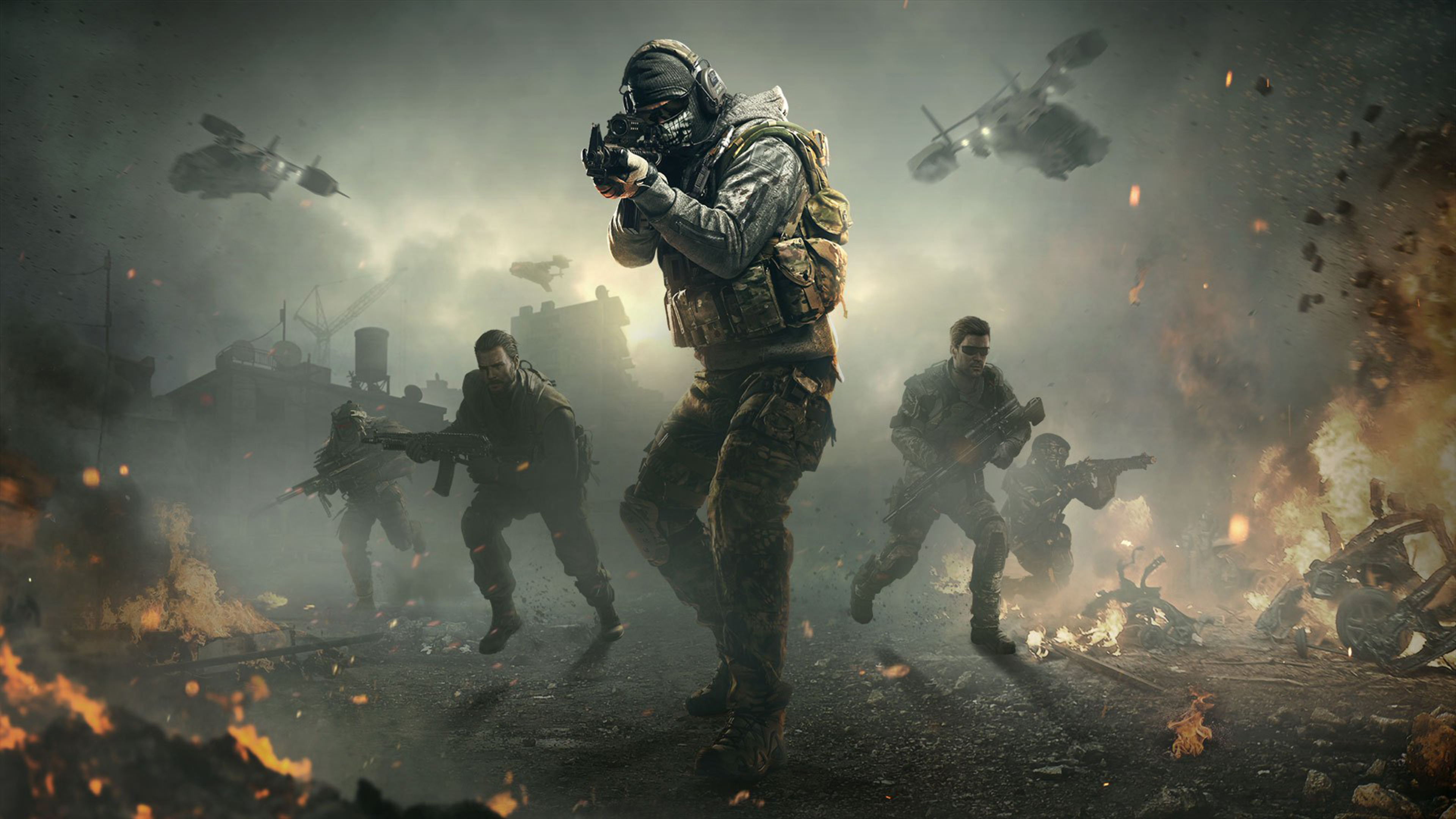 3840x2160 Call Of Duty Mobile 2019 4K Wallpaper, HD Games ...