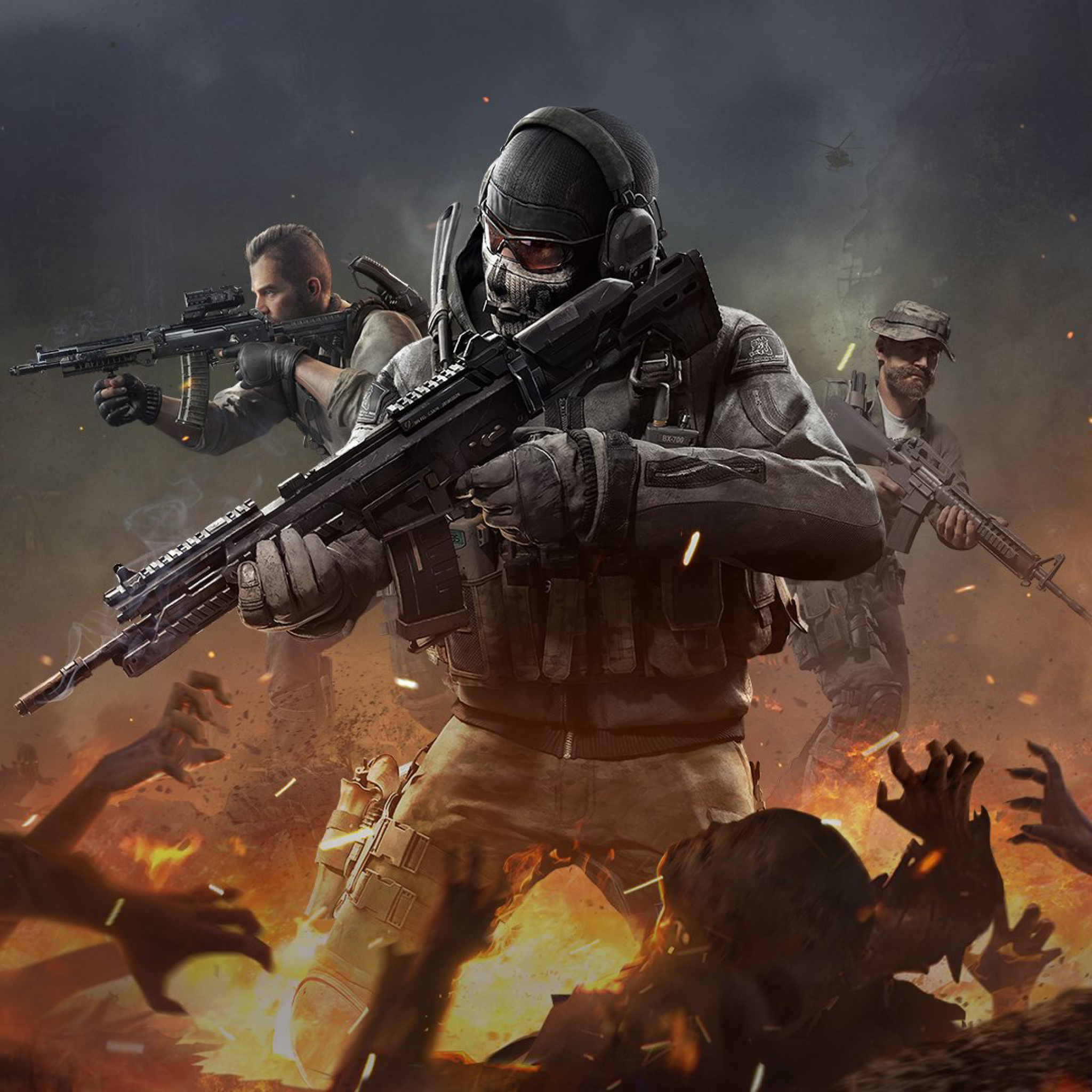 2048x2048 Call Of Duty Mobile 2020 Ipad Air Wallpaper, HD ...