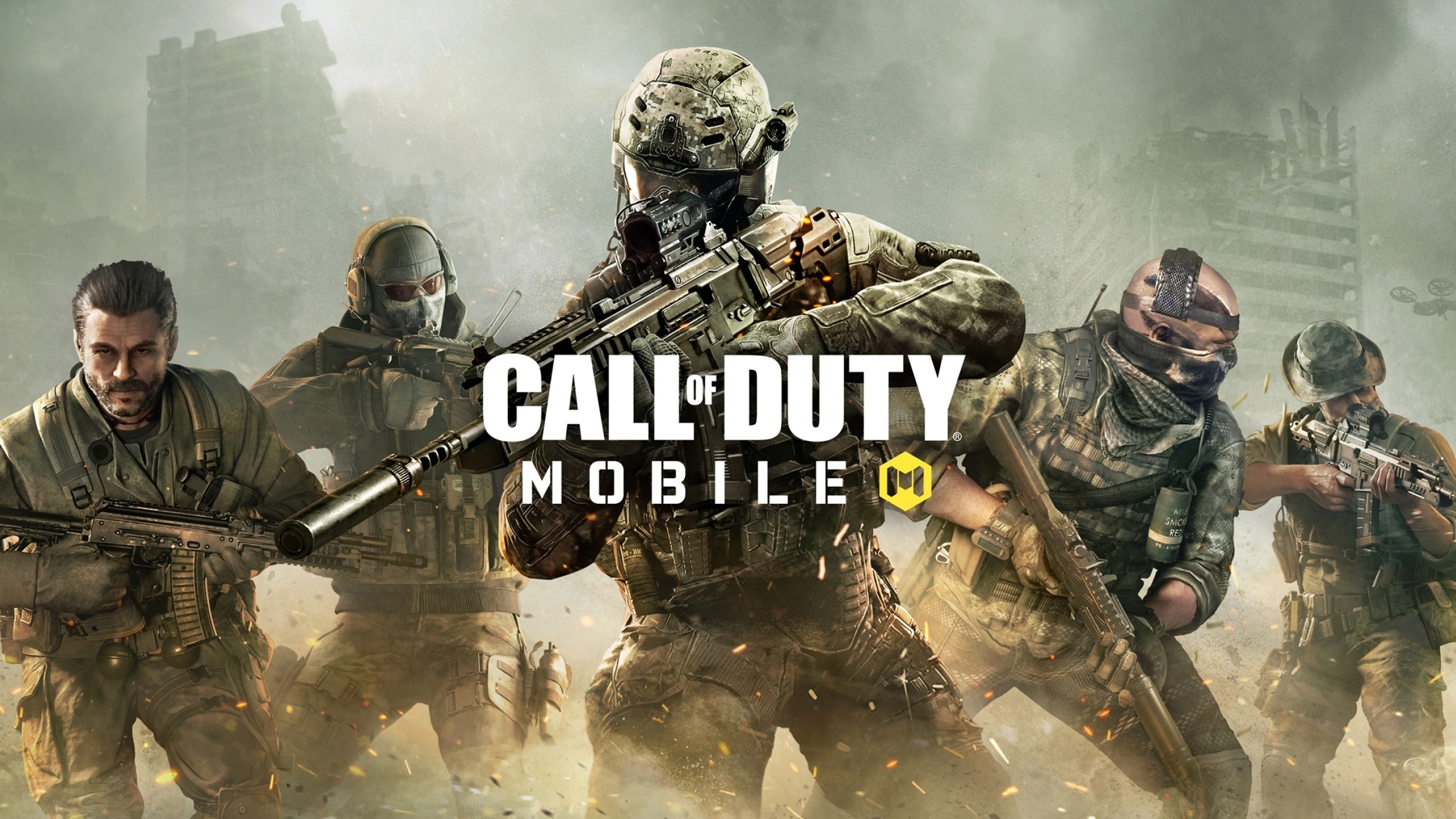 2560x1440 Call Of Duty Mobile Game 1440p Resolution Wallpaper Hd