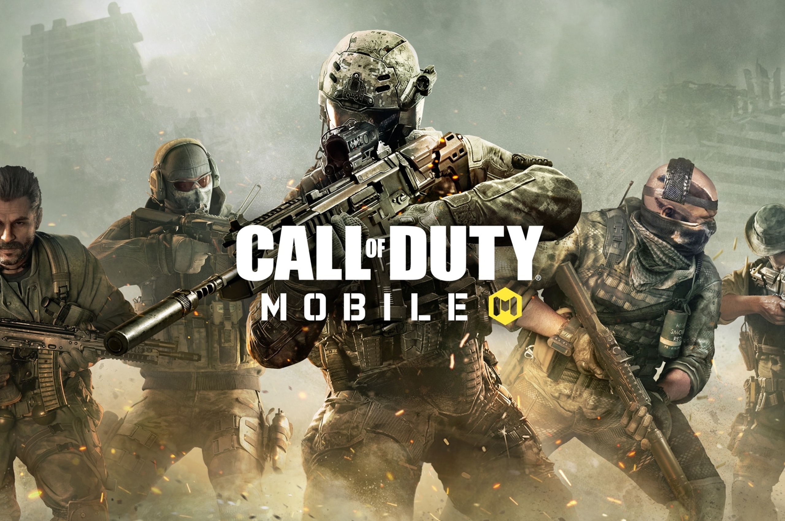 2560x1700 Call Of Duty Mobile Game Chromebook Pixel Wallpaper Hd