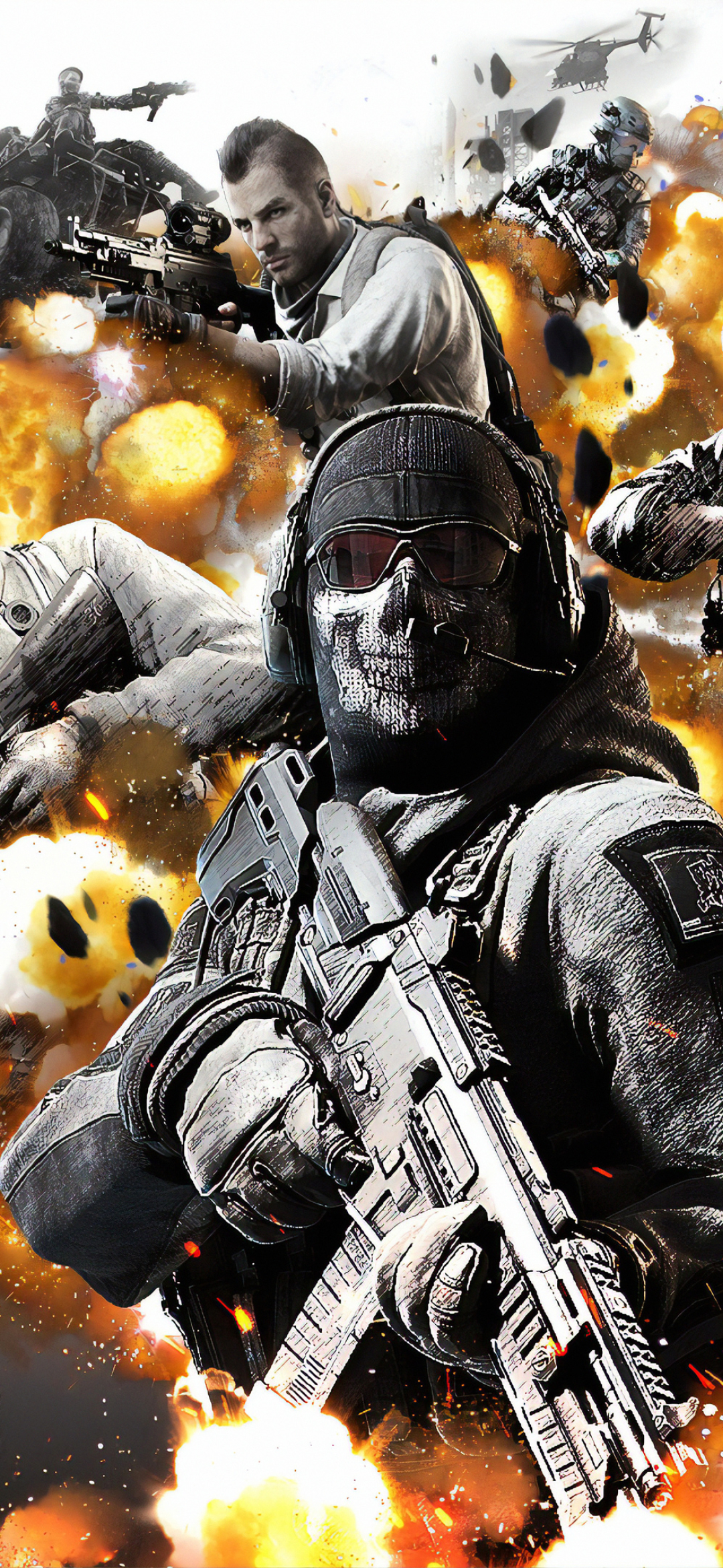 1080x2340 Call of Duty Mobile Poster 1080x2340 Resolution ...