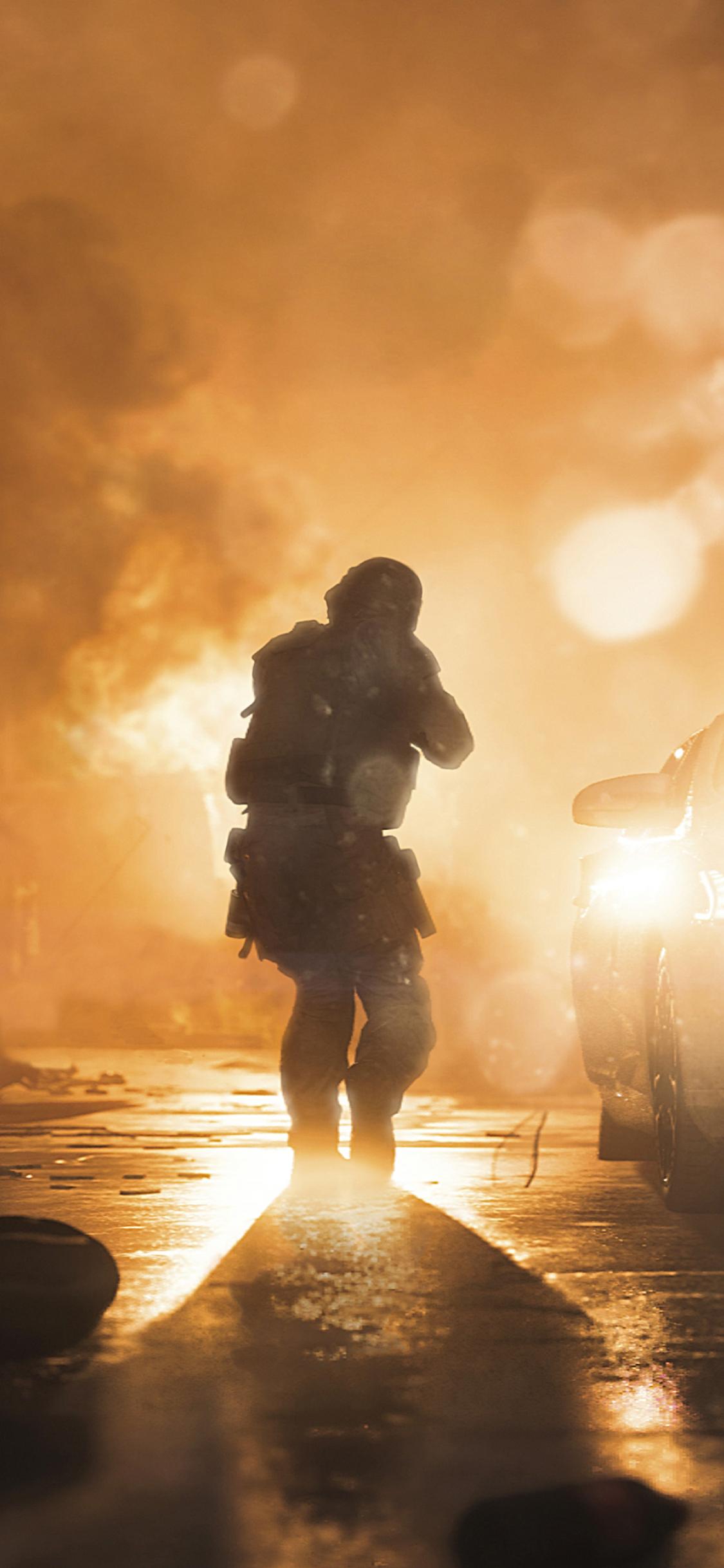 1125x2436 Call Of Duty Modern Warfare 2019 Iphone Xs Iphone 10