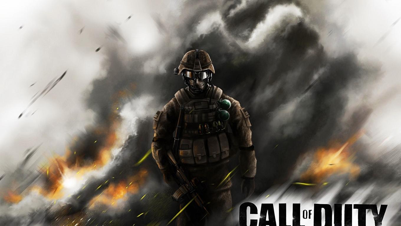 1360x768 Call Of Duty Modern Warfare 3 Soldier Desktop ...