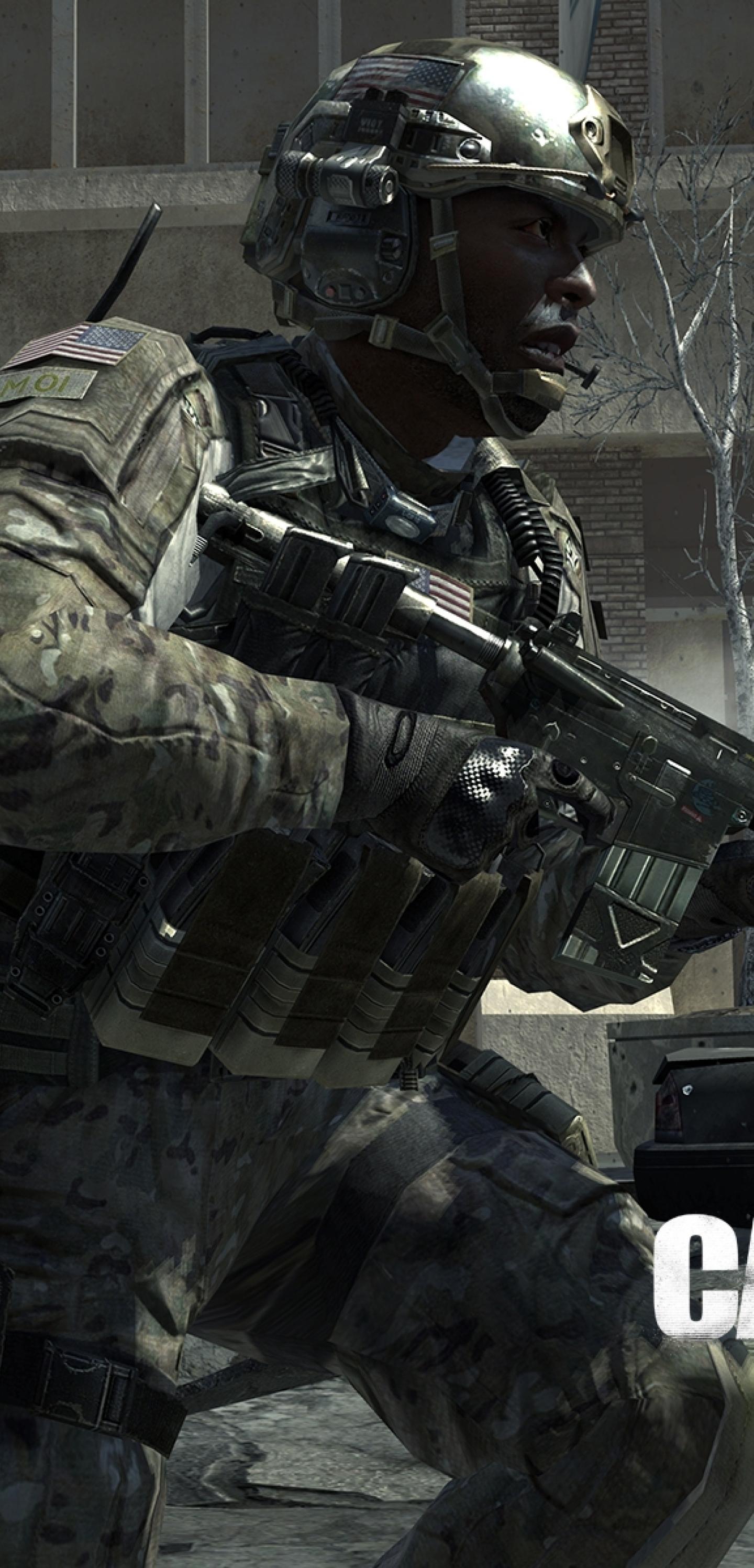 1440x2992 Call Of Duty Modern Warfare 3 Soldiers Bank Machines
