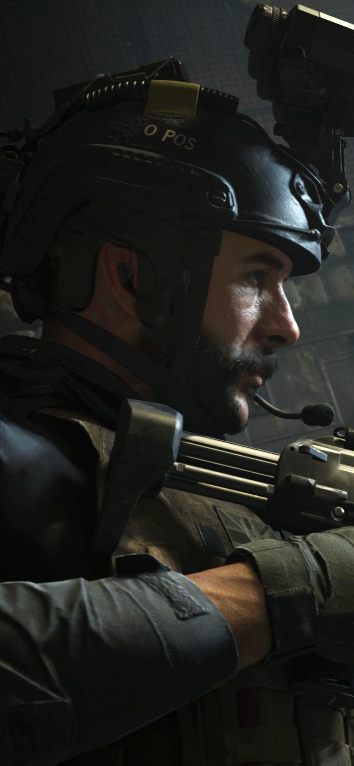 1125x2436 Call Of Duty Modern Warfare Game 2019 Iphone Xs Iphone