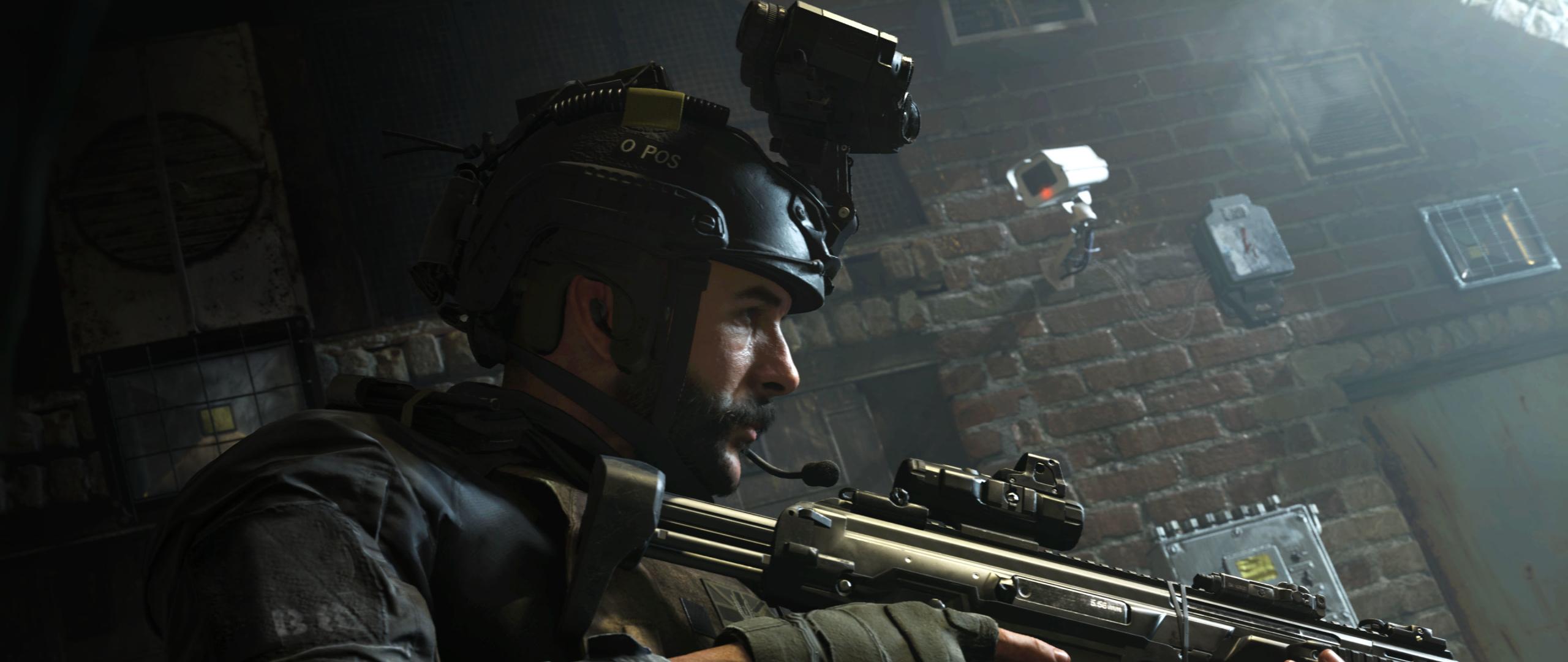 2560x1080 Call Of Duty Modern Warfare Game 2019 2560x1080