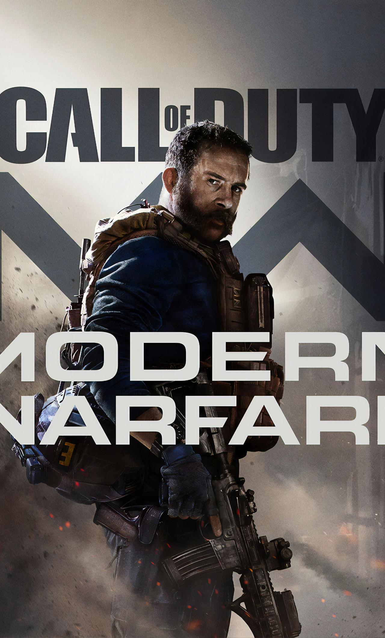 1280x2120 Call Of Duty Modern Warfare Remastered 2019 ...