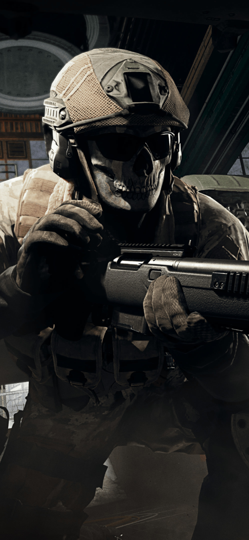 1080x2340 Call of Duty Modern Warfare Zombie Sniper 1080x2340 Resolution Wallpaper, HD Games 4K ...
