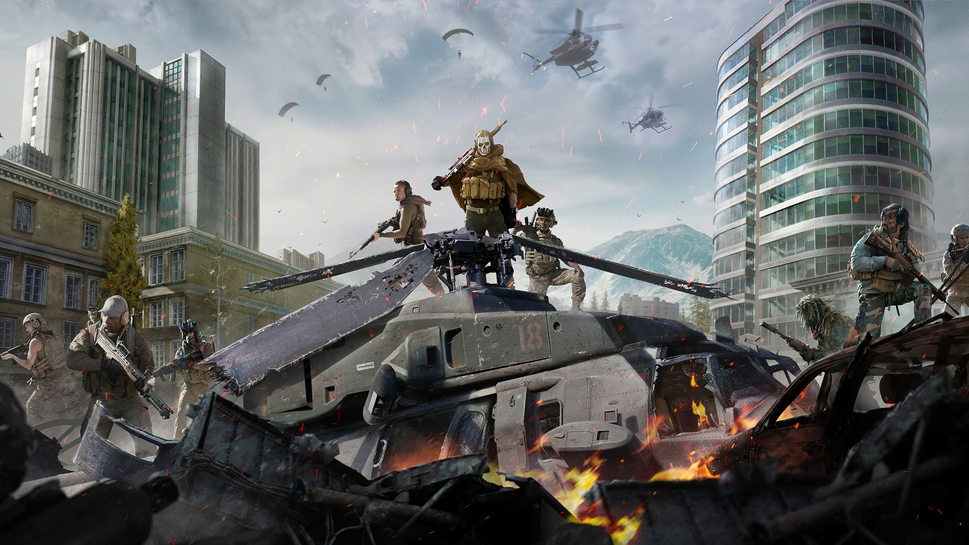 1920x1080 Call Of Duty Warzone Game 2020 1080P Laptop Full ...
