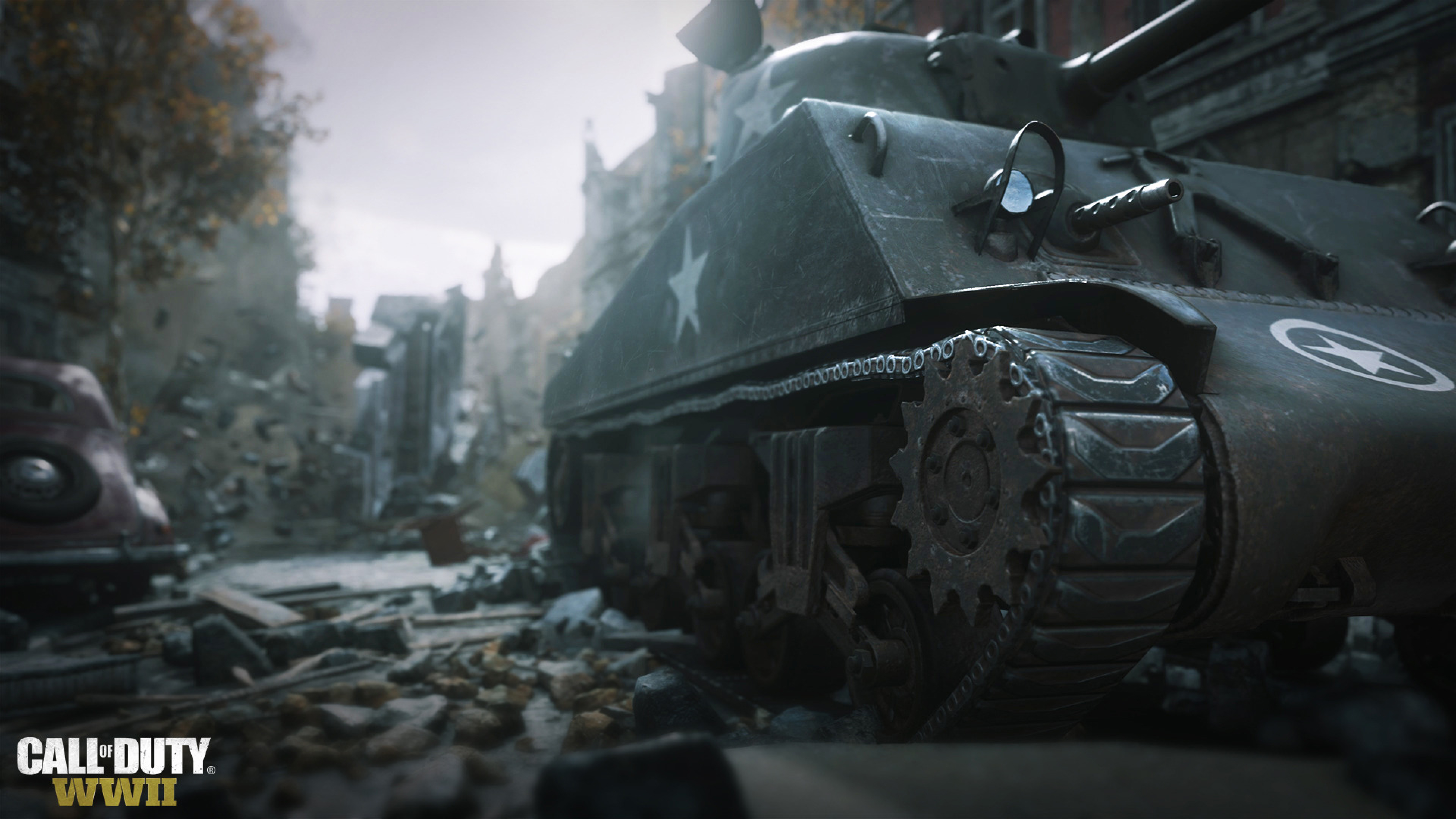 Call of duty ww2 tank full hd wallpaper - Cod ww2 4k pc ...