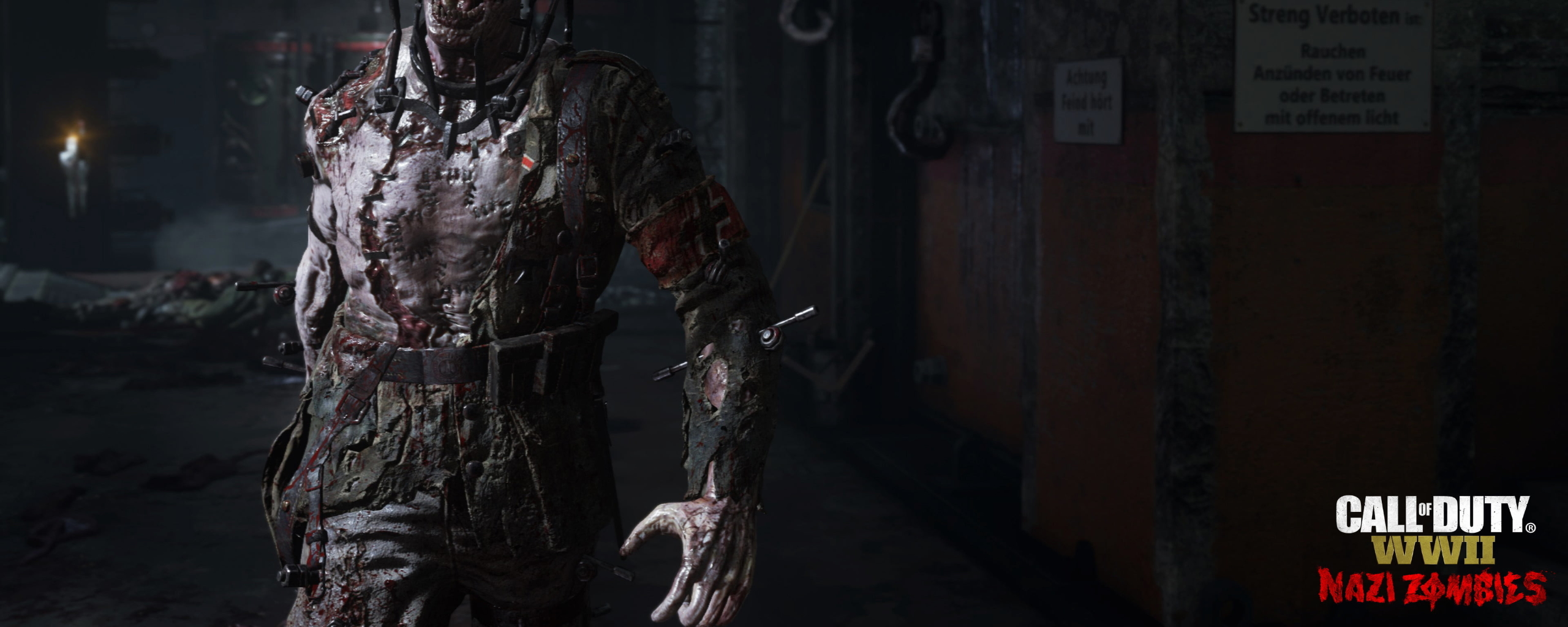 Call Of Duty Zombies Wallpapers: Call Of Duty Wwii Nazi Zombies Gameplay, HD 4K Wallpaper