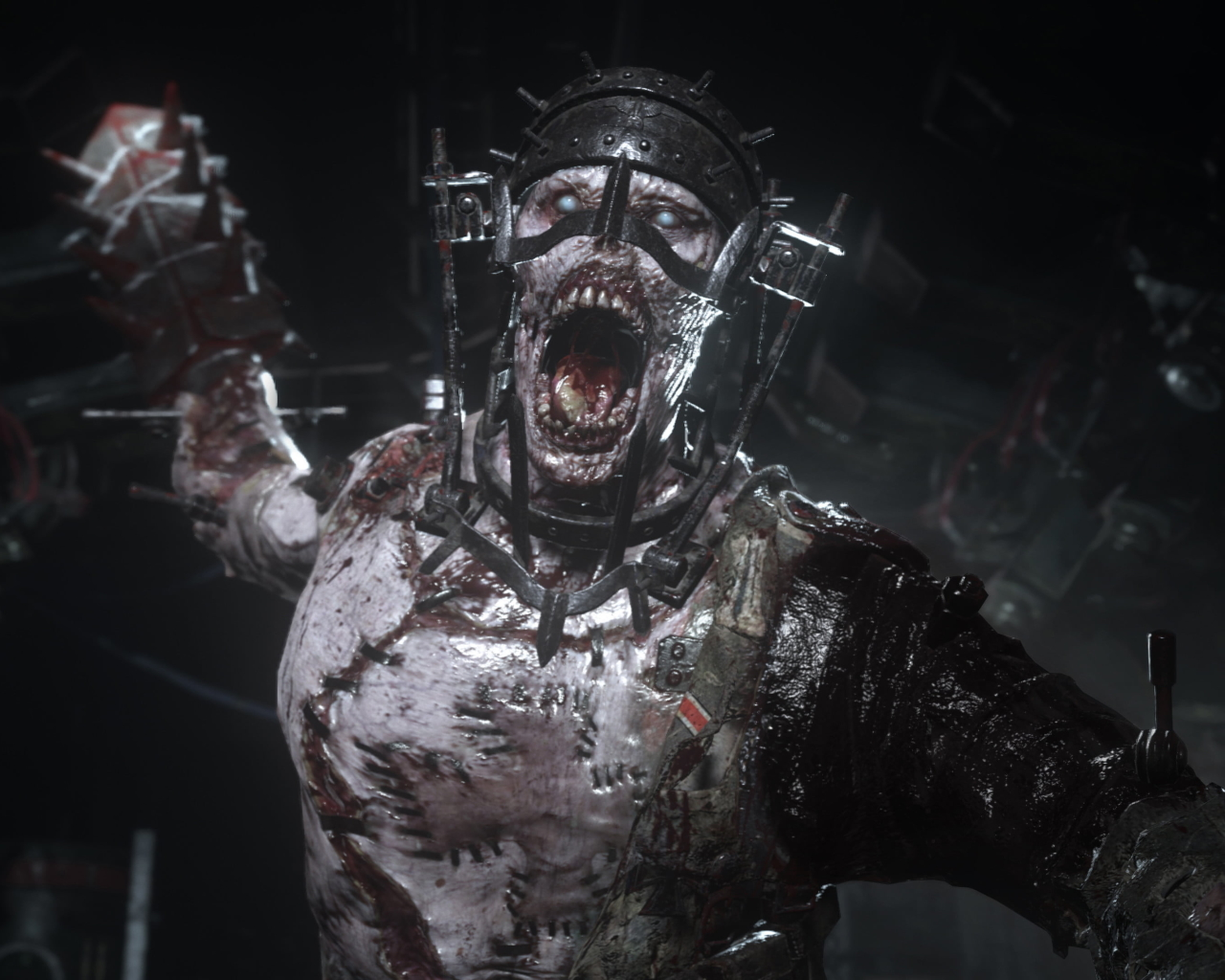 Call of duty wwii nazi zombies hd 4k wallpaper - Cod ww2 4k pc ...