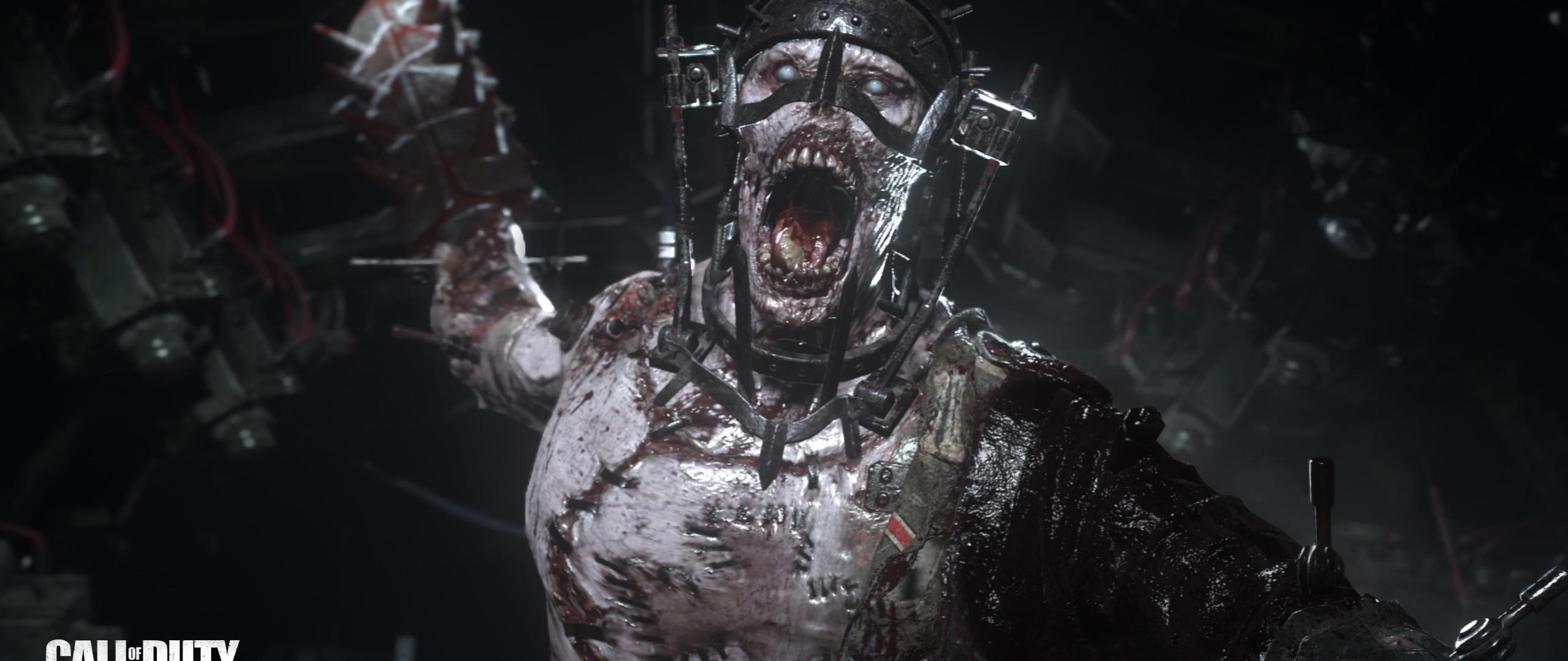 Call Of Duty Ww2 Zombies Wallpaper: Call Of Duty Wwii Nazi Zombies, HD 4K Wallpaper
