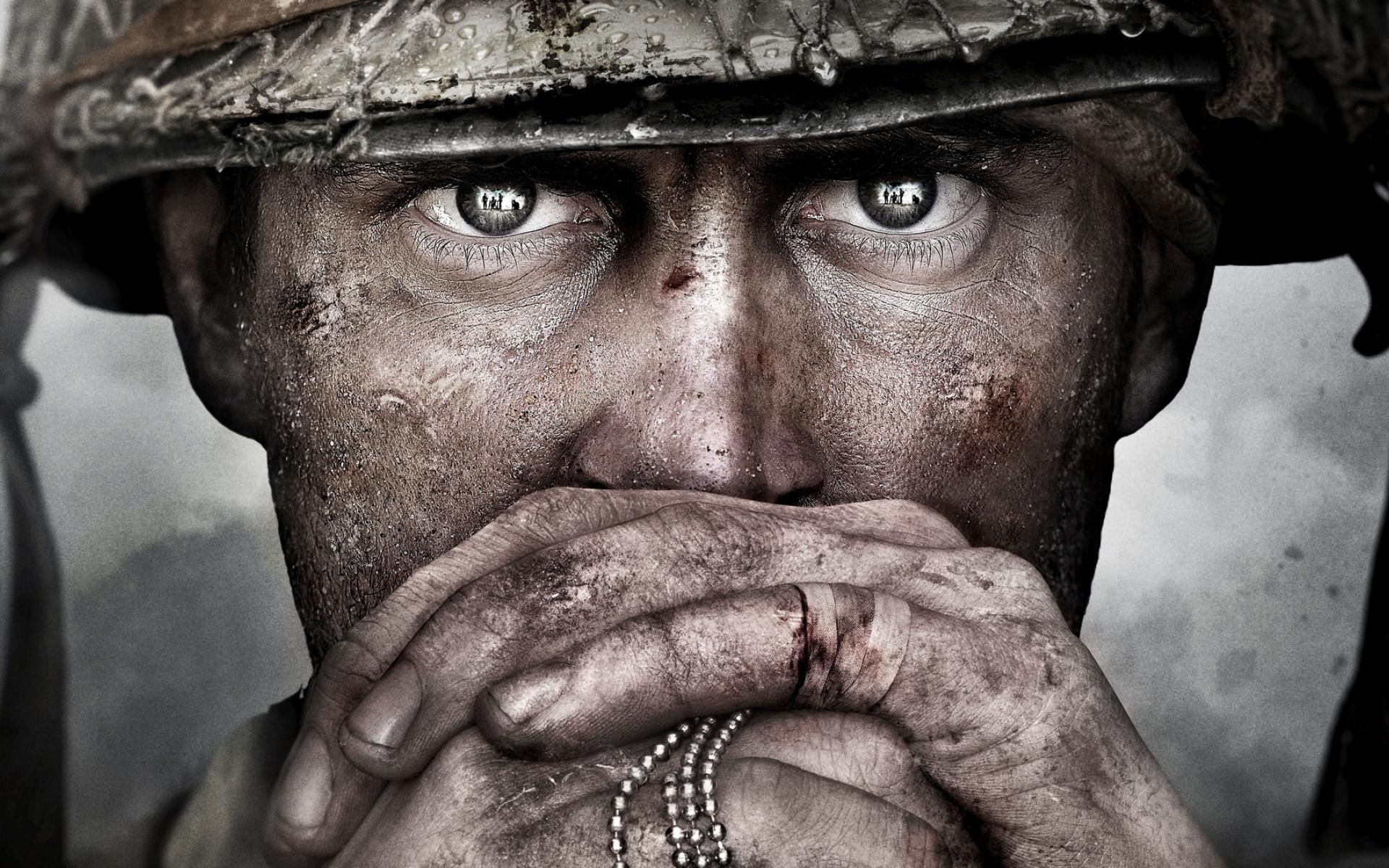 Call Of Duty Ww2 Wallpaper 4k: Call Of Duty Wwii, Full HD Wallpaper