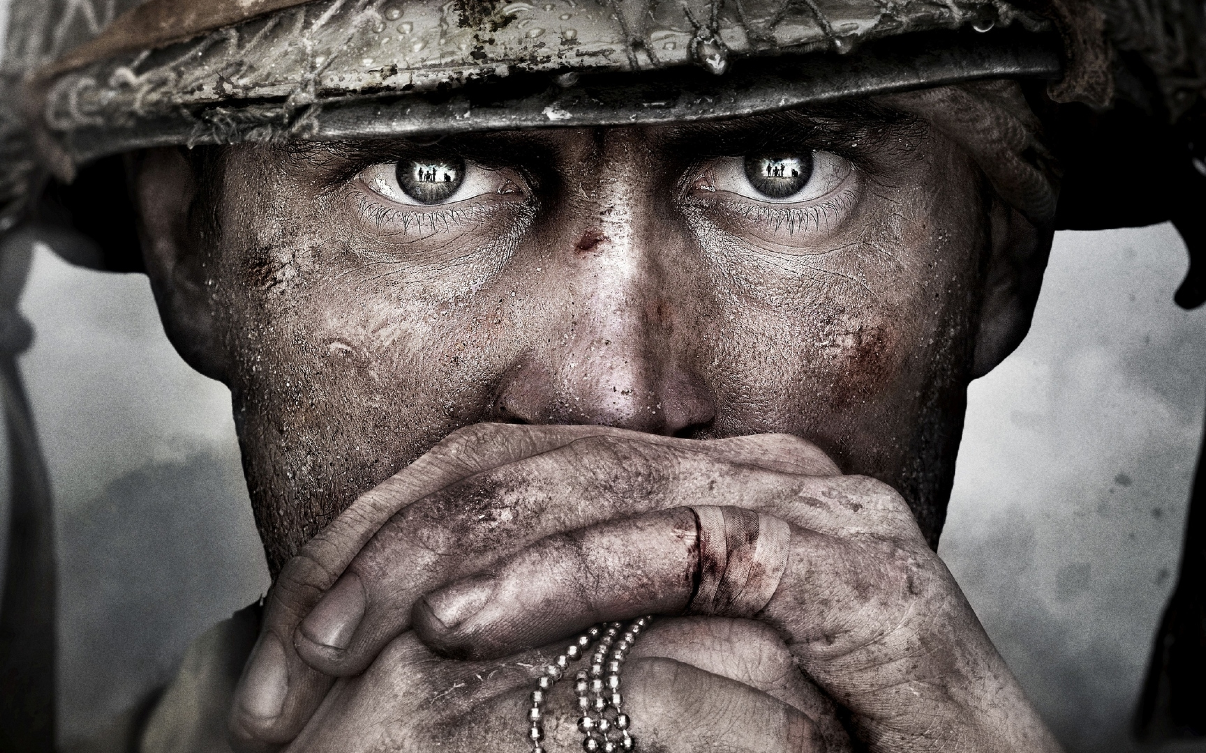 Call Of Duty Wwii Wallpaper: Call Of Duty Wwii, Full HD Wallpaper