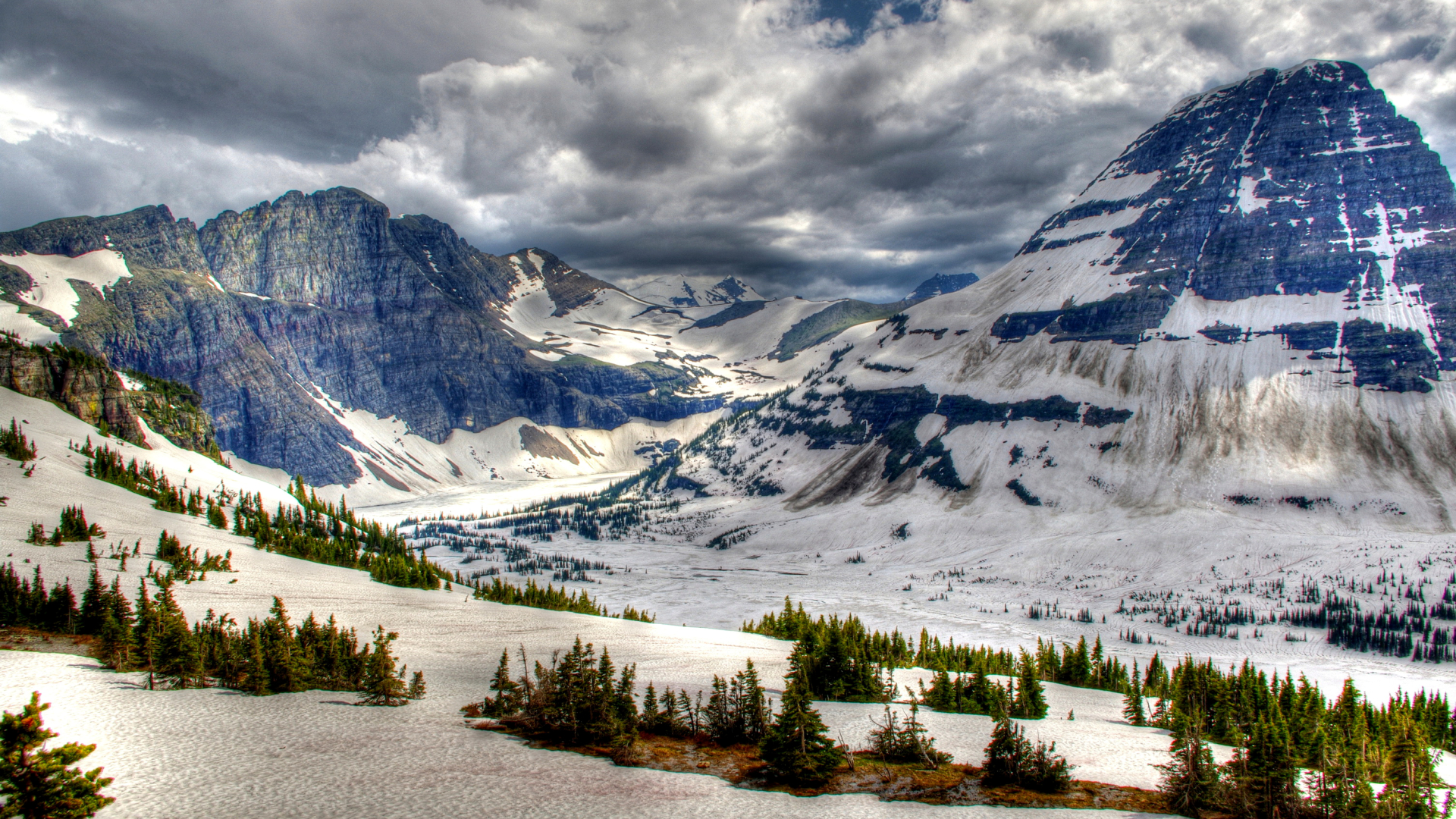 1920x1080 Canada Park Mountains 1080p Laptop Full Hd