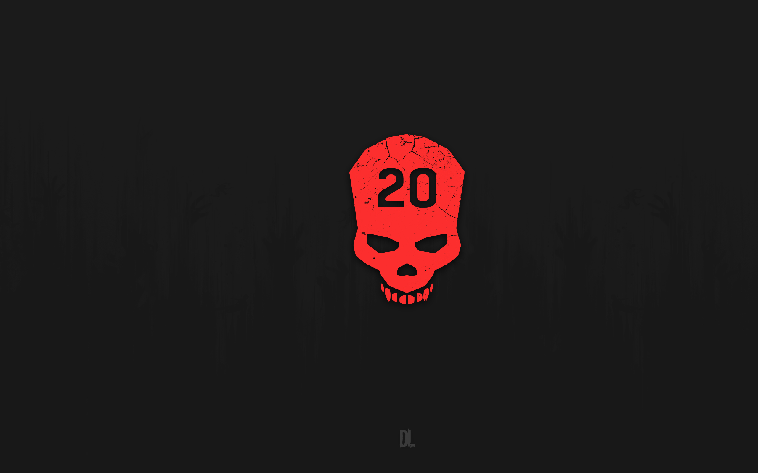 2560x1600 Cant Touch This Dying Light Minimalist Skull 2560x1600
