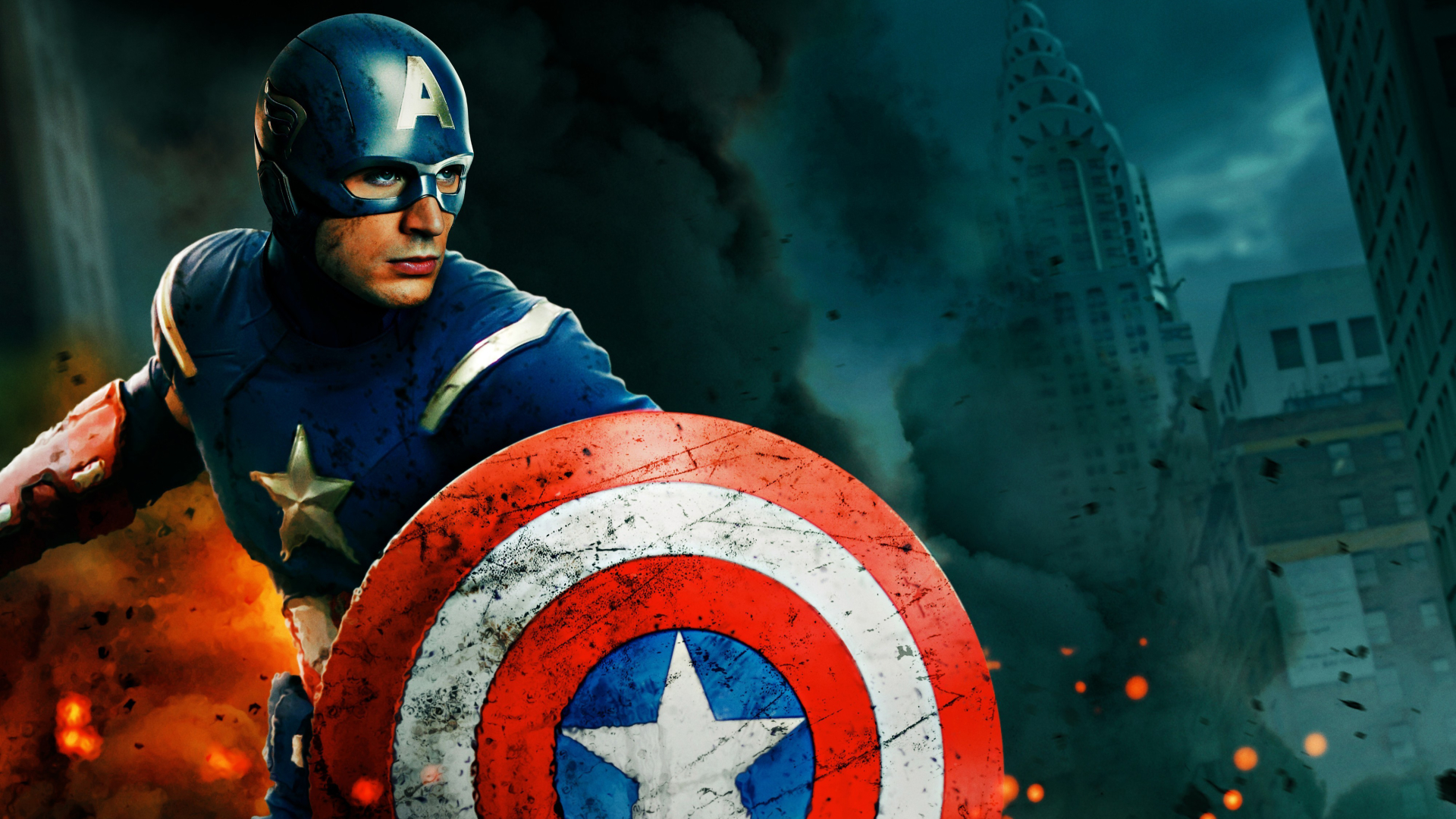 1920x1080 Captain America Hd Images 1080p Laptop Full Hd