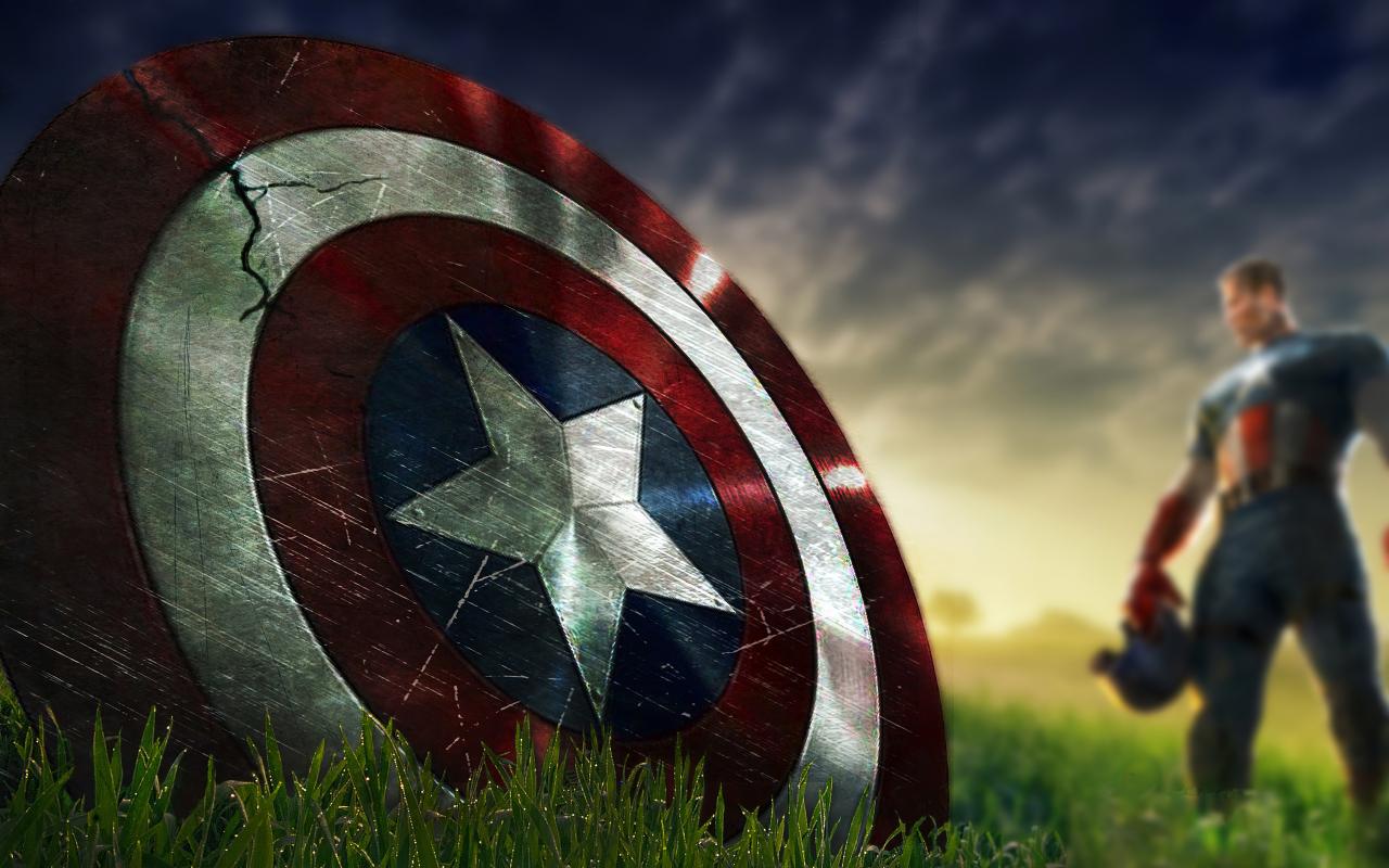 1280x800 Captain America Shield Fortnite 1280x800 ...