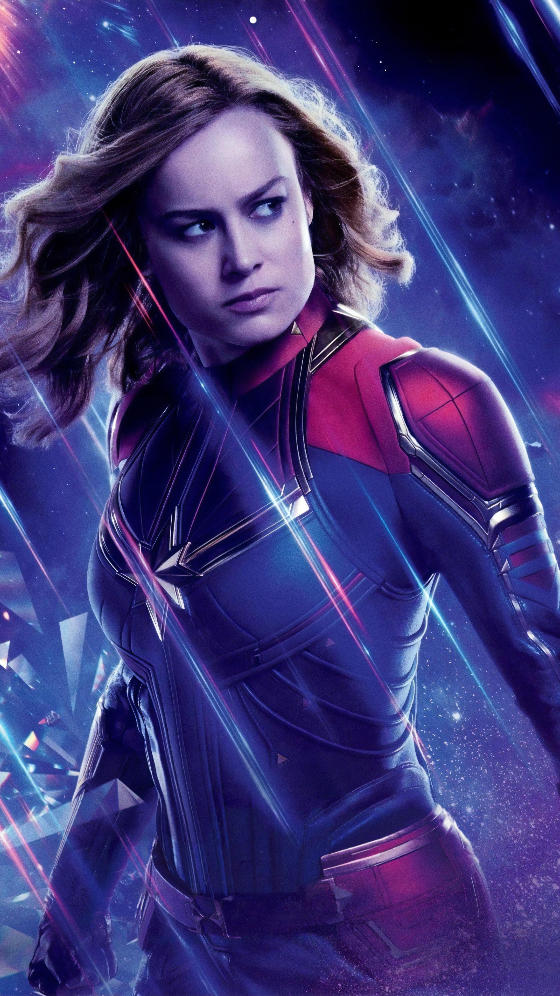 2160x3840 Captain Marvel Avengers Endgame Sony Xperia X,XZ ...