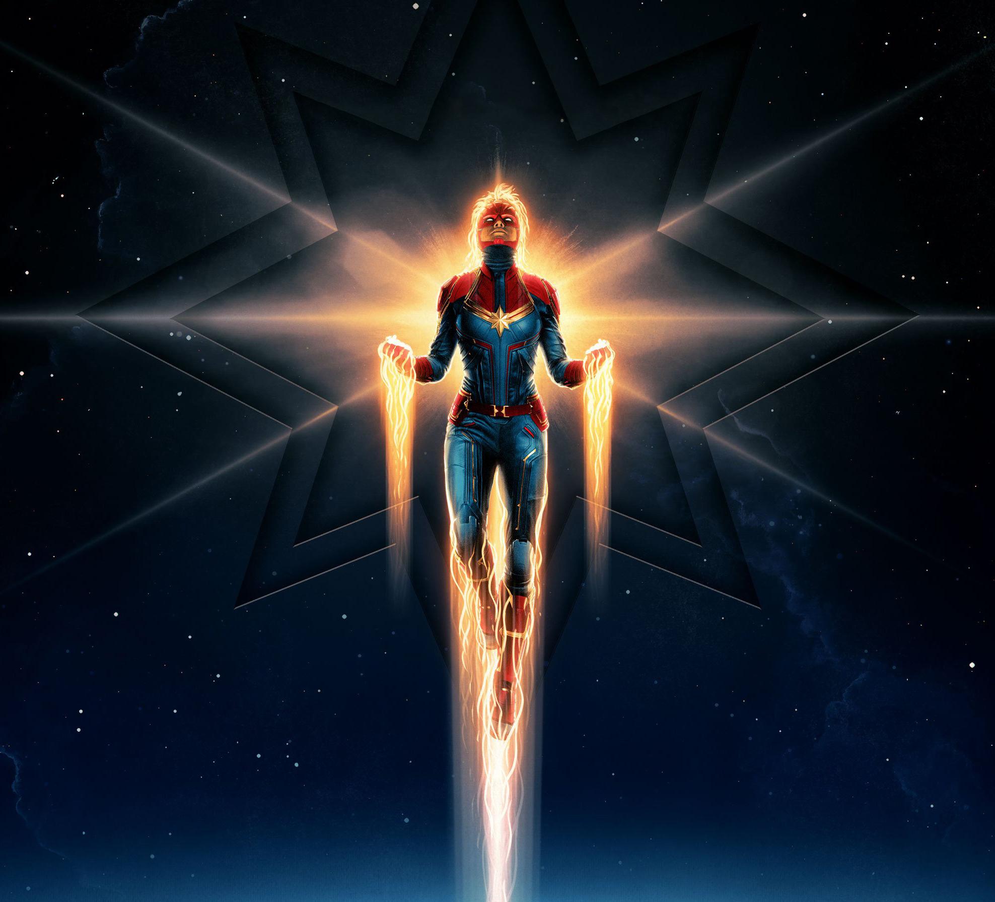Captain Marvel Movie 2019 Wallpaper, HD Movies 4K