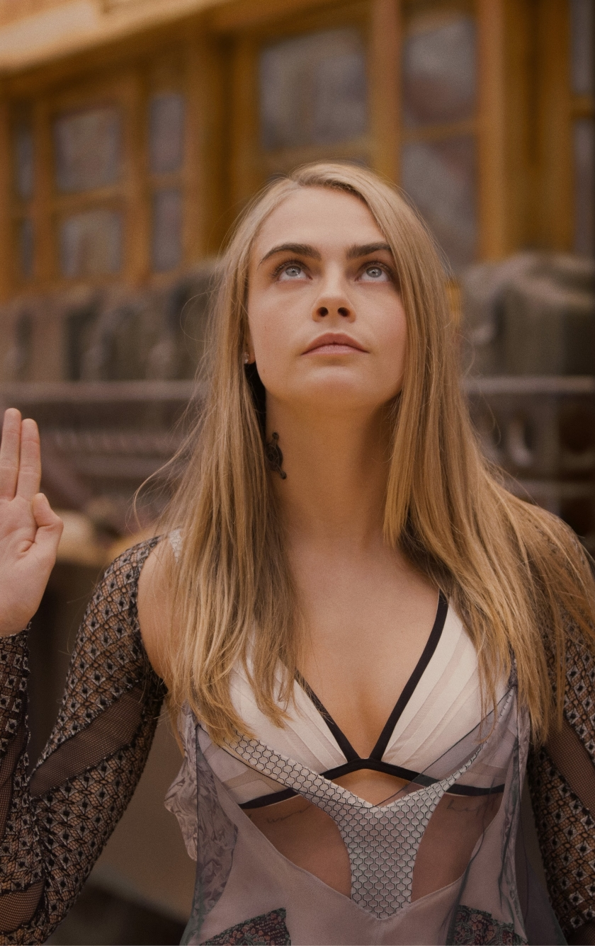 Download Cara Delevingne As Laureline In Valerian And The City Of A