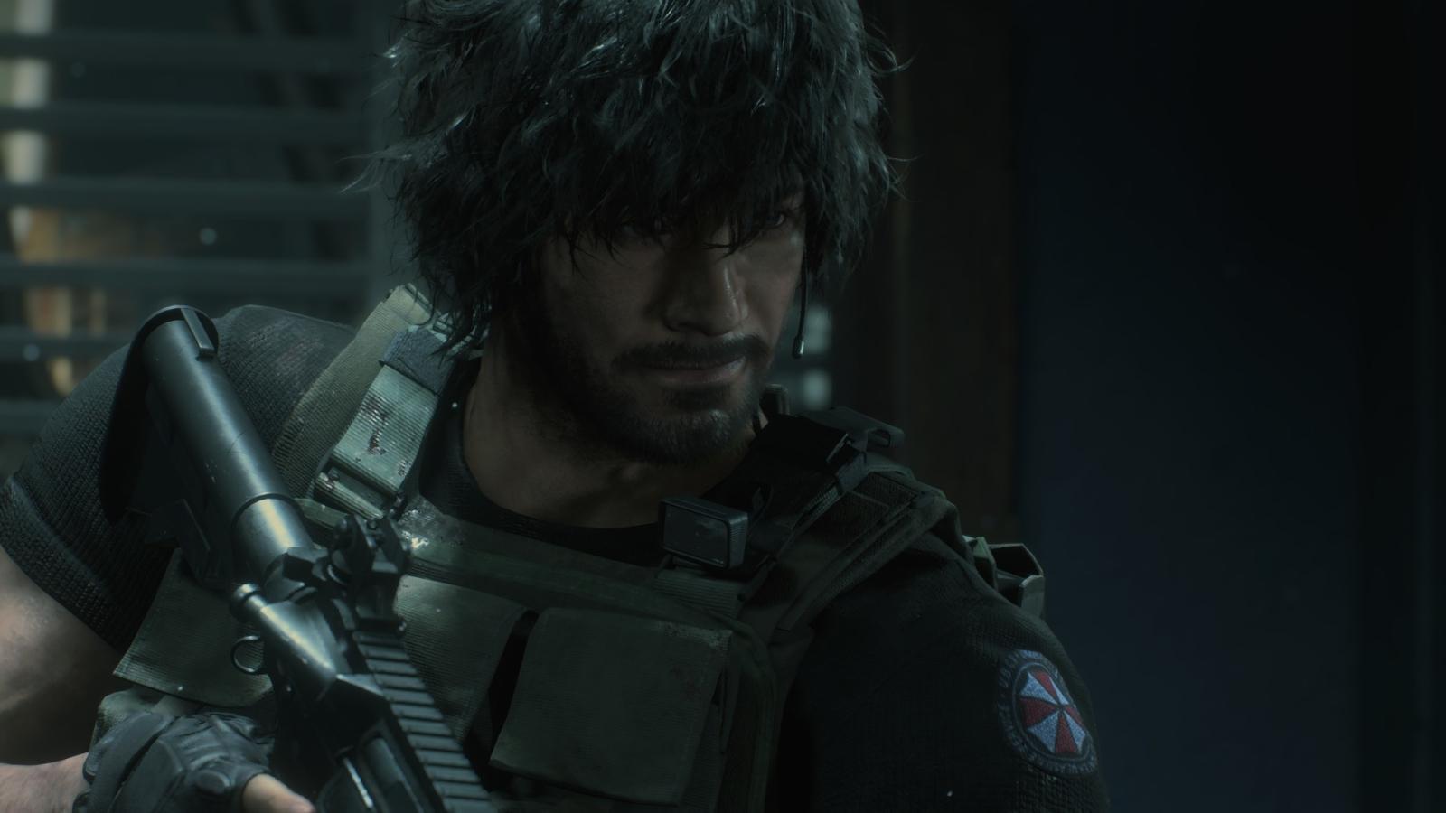 1600x900 Carlos Resident Evil 3 Remake 1600x900 Resolution