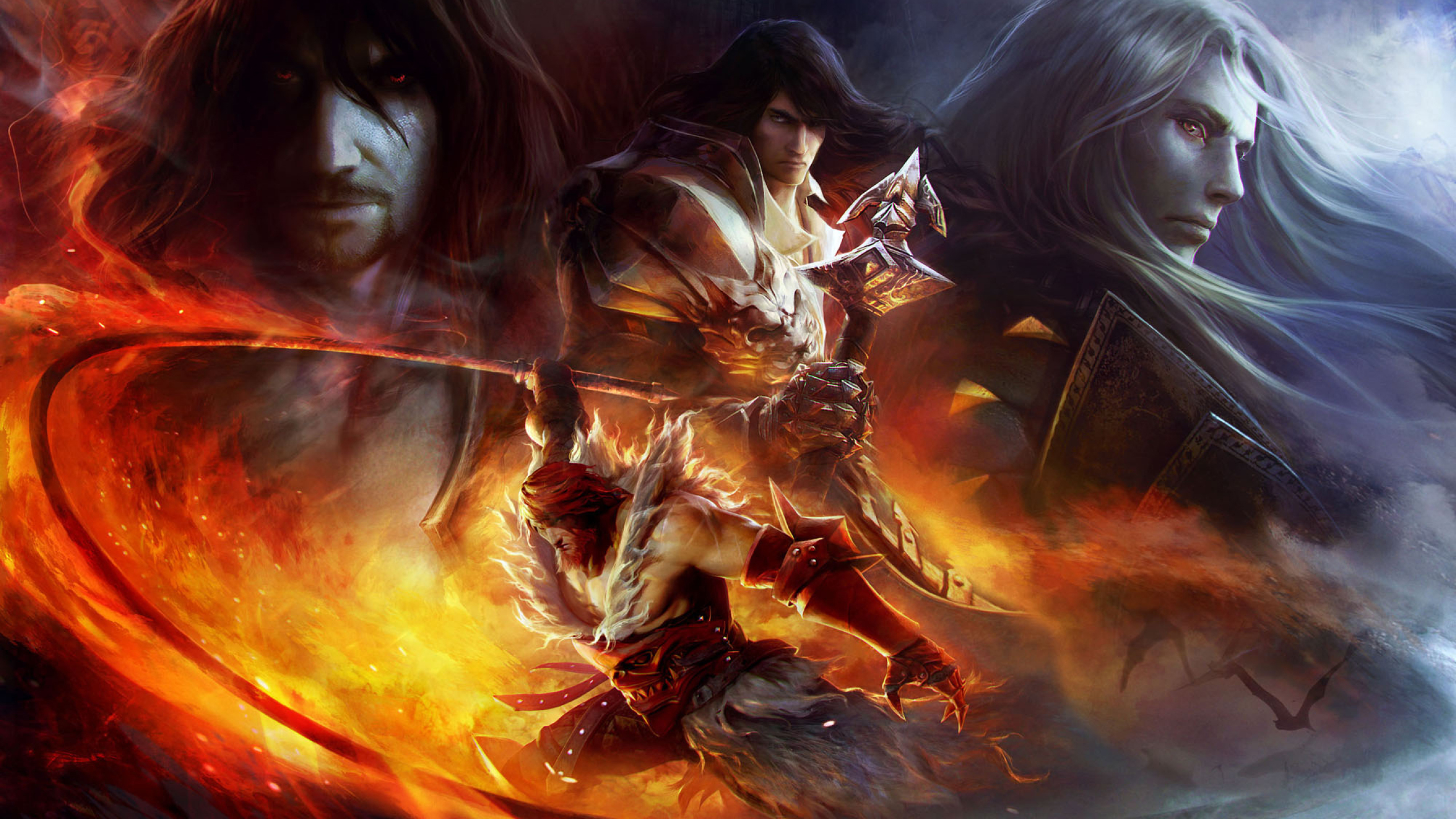2560x1440 Castlevania Lords Of Shadow Mirror Of Fate 1440p