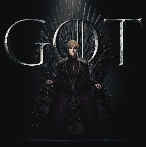 480x484 Cersei Lannister Game Of Thrones Season 8 Poster ...