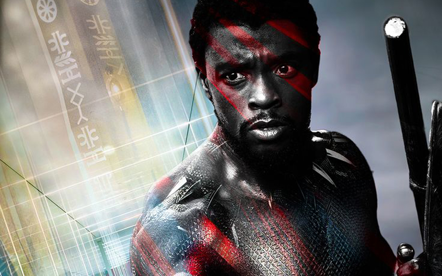 Black Panther Marvel Wallpaper 2018 In Marvel: Chadwick Boseman As Black Panther 2018 Movie, Full HD 2K