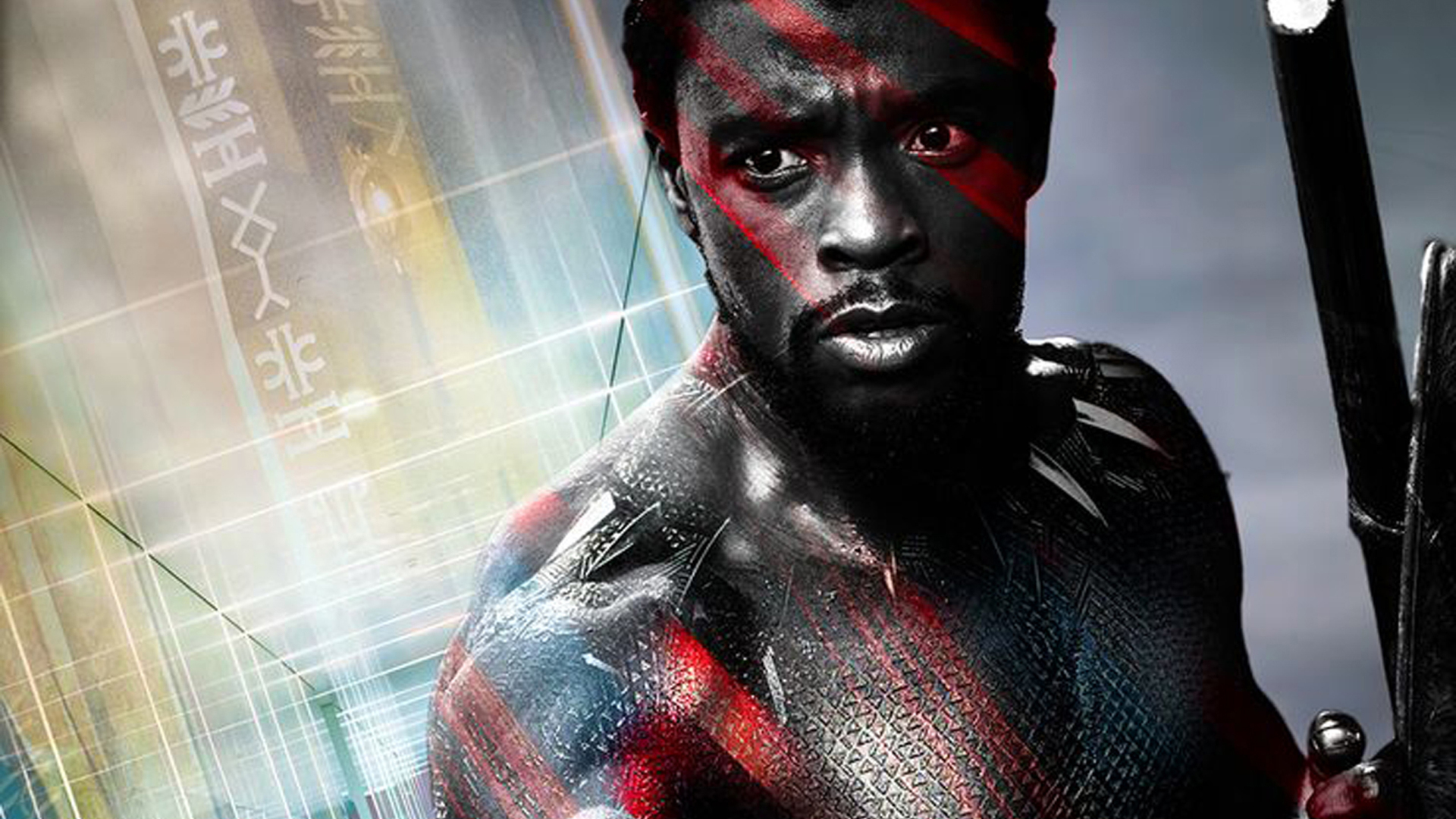 1920x1080 Chadwick Boseman As Black Panther 2018 Movie 1080p