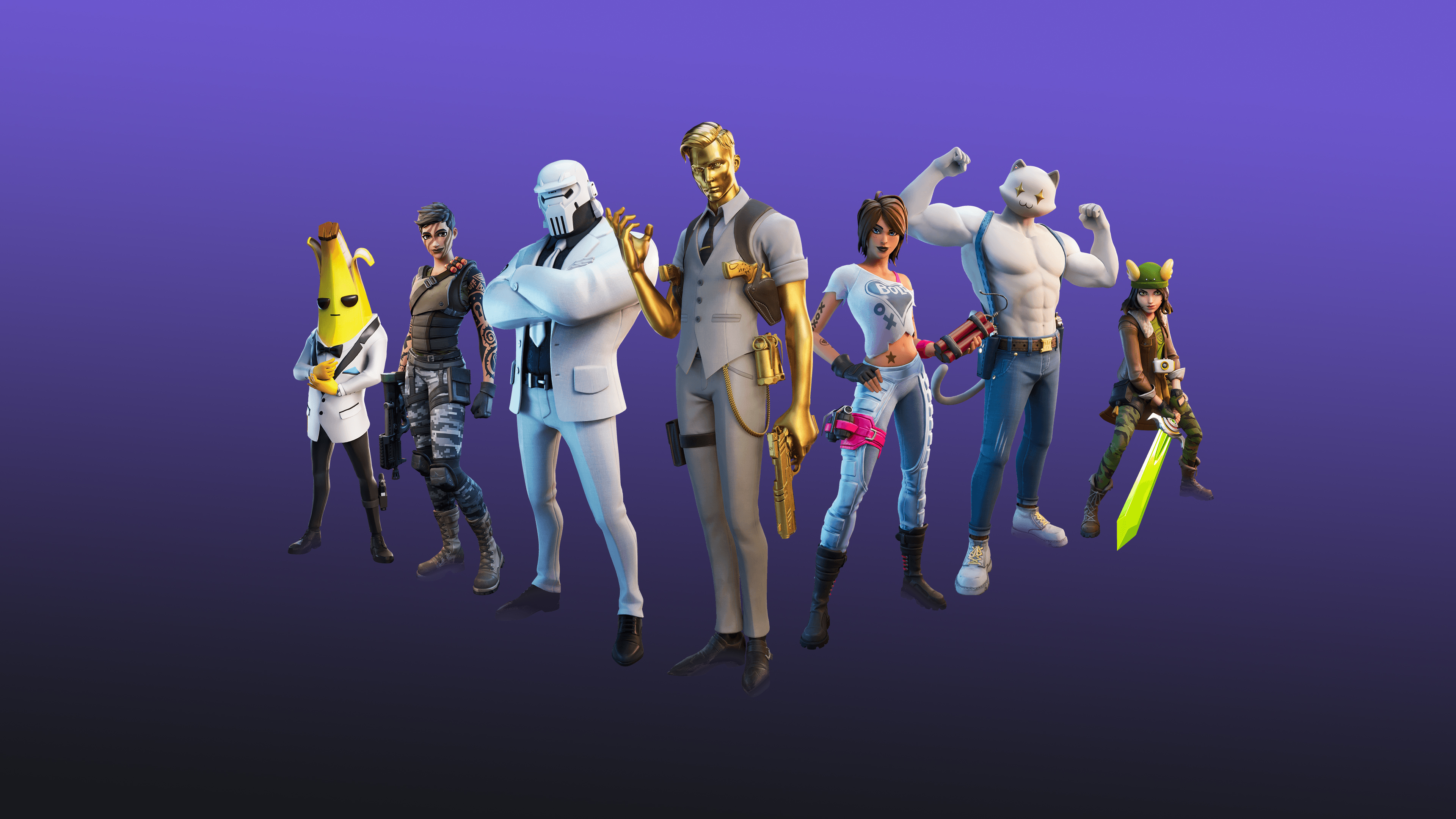 Chapter 2 Season 2 Fortnite 4k Wallpaper Hd Games 4k Wallpapers Images Photos And Background