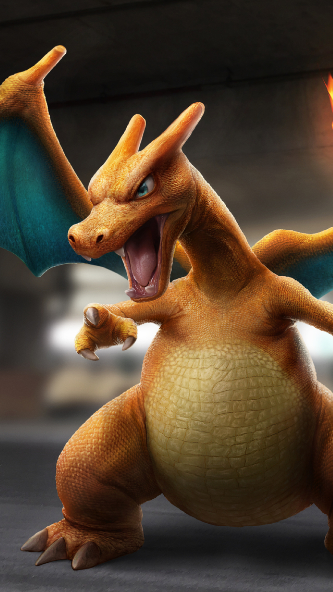 1080x1920 Charizard Pokemon Iphone 7, 6s, 6 Plus and Pixel ...