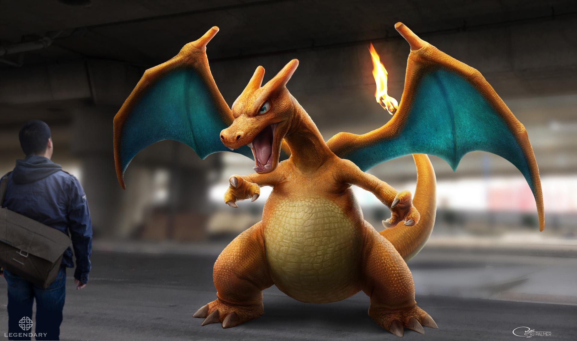 Charizard Pokemon 1440x3040 Resolution