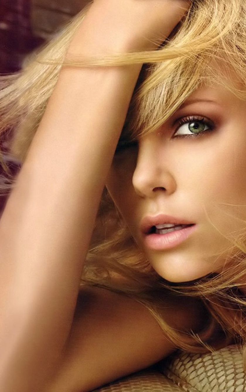 Download Charlize Theron Charming Photoshoot 840x1336 Resolution HD