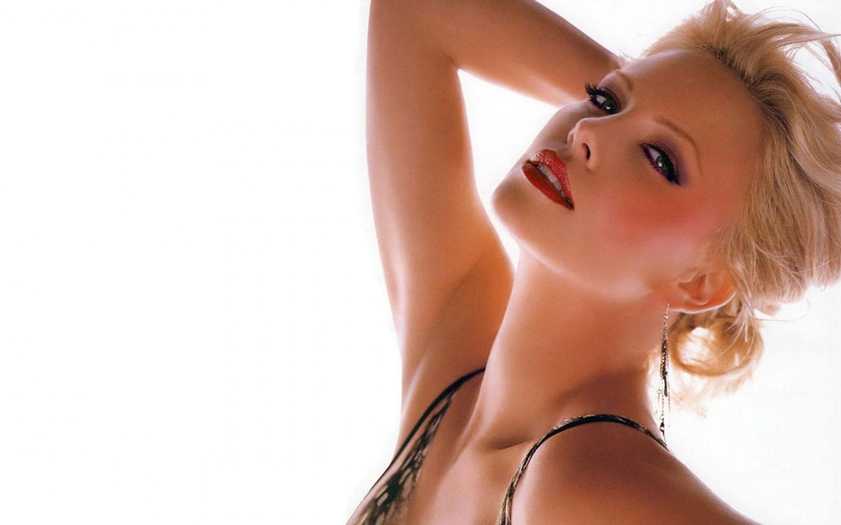 charlize, theron, красотка, актриса, позирует загрузить