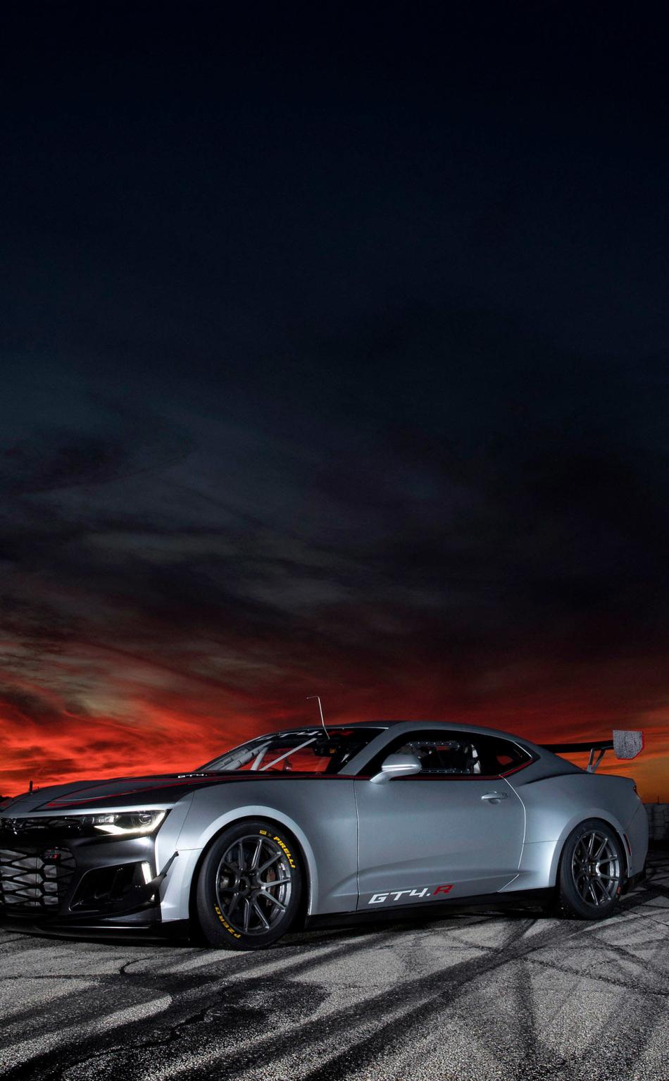 950x1534 Chevrolet Camaro Zl1 1le Gt4 R 2017 950x1534