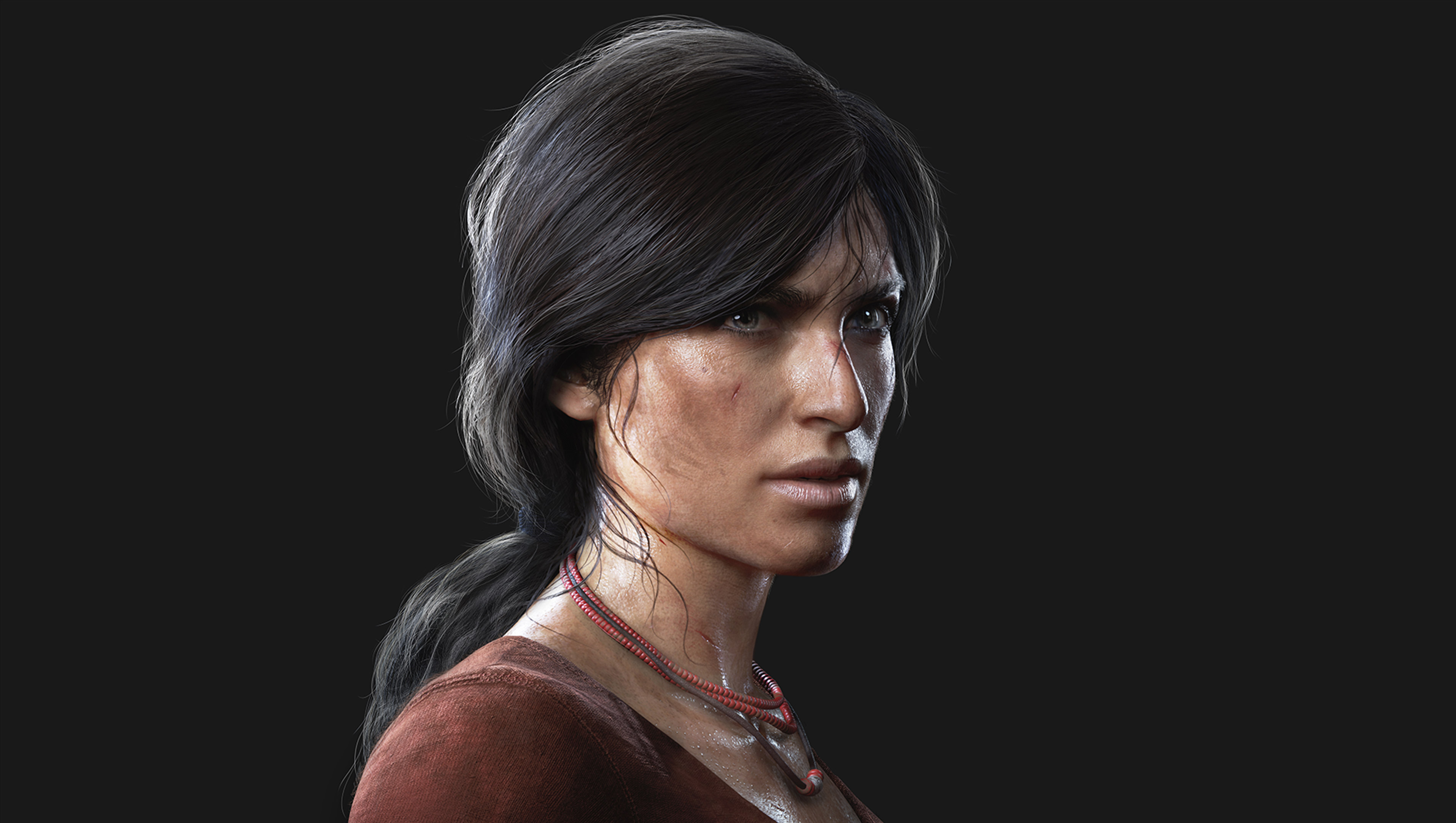 Chloe Frazer Uncharted The Lost Legacy Wallpaper Hd Games 4k