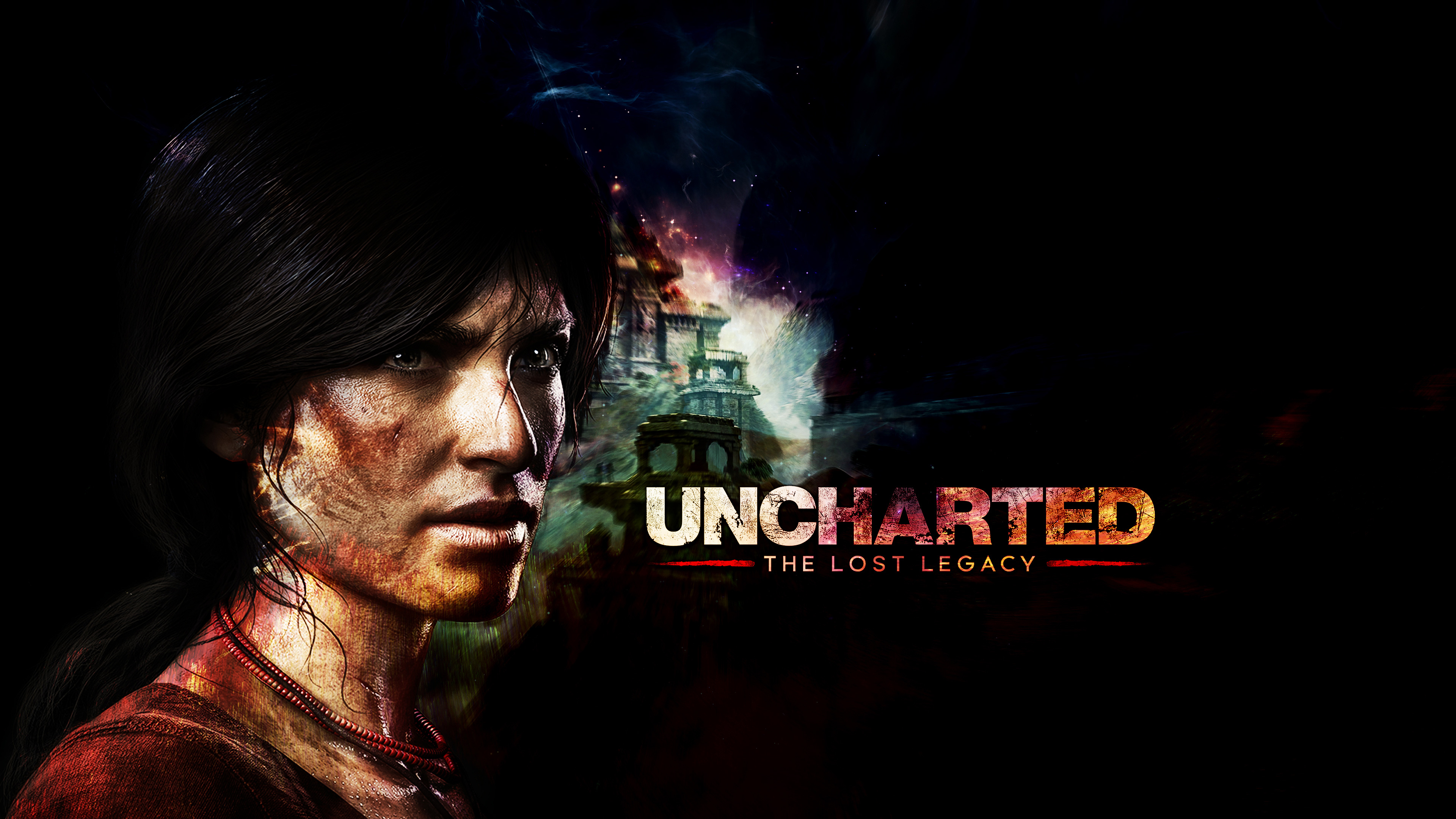 Chloe Uncharted The Lost Legacy Wallpaper Hd Games 4k