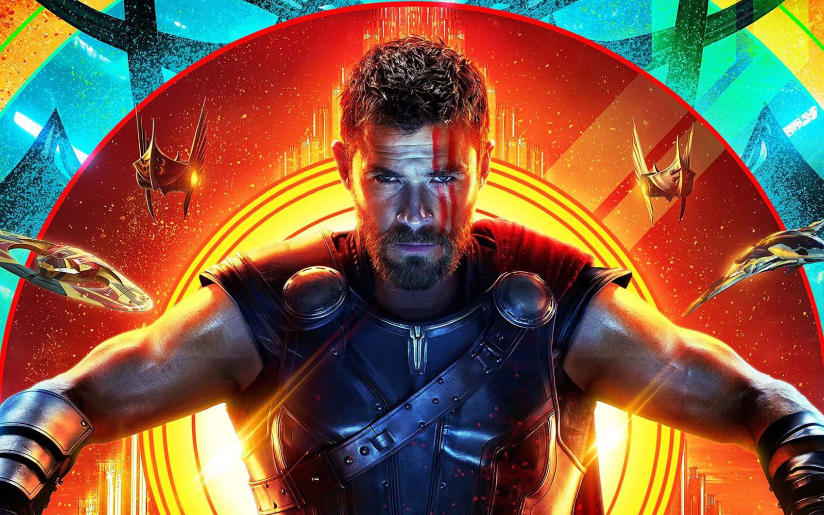 3d Thor Movie Hammer Wallpapers Hd: Chris Hemsworth As Thor, Full HD Wallpaper