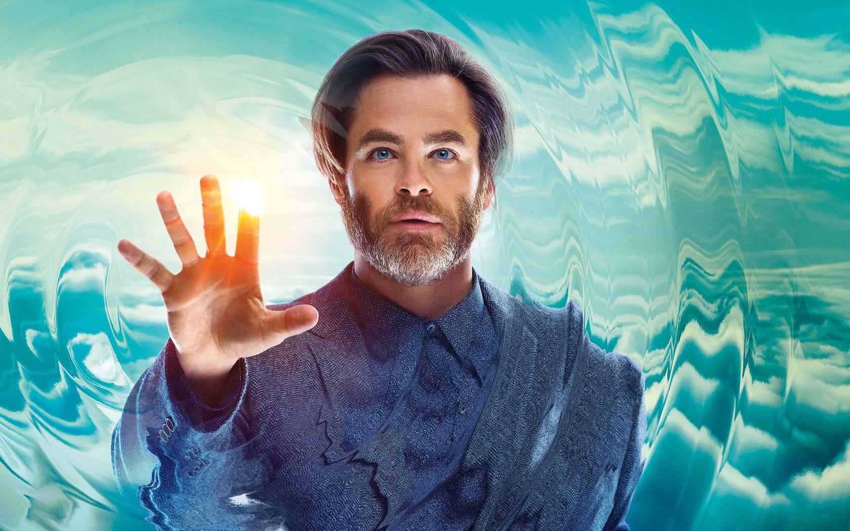 A Wrinkle In Time 2018 Movie Hd Movies 4k Wallpapers: Chris Pine A Wrinkle In Time 2018 Movie, HD 4K Wallpaper