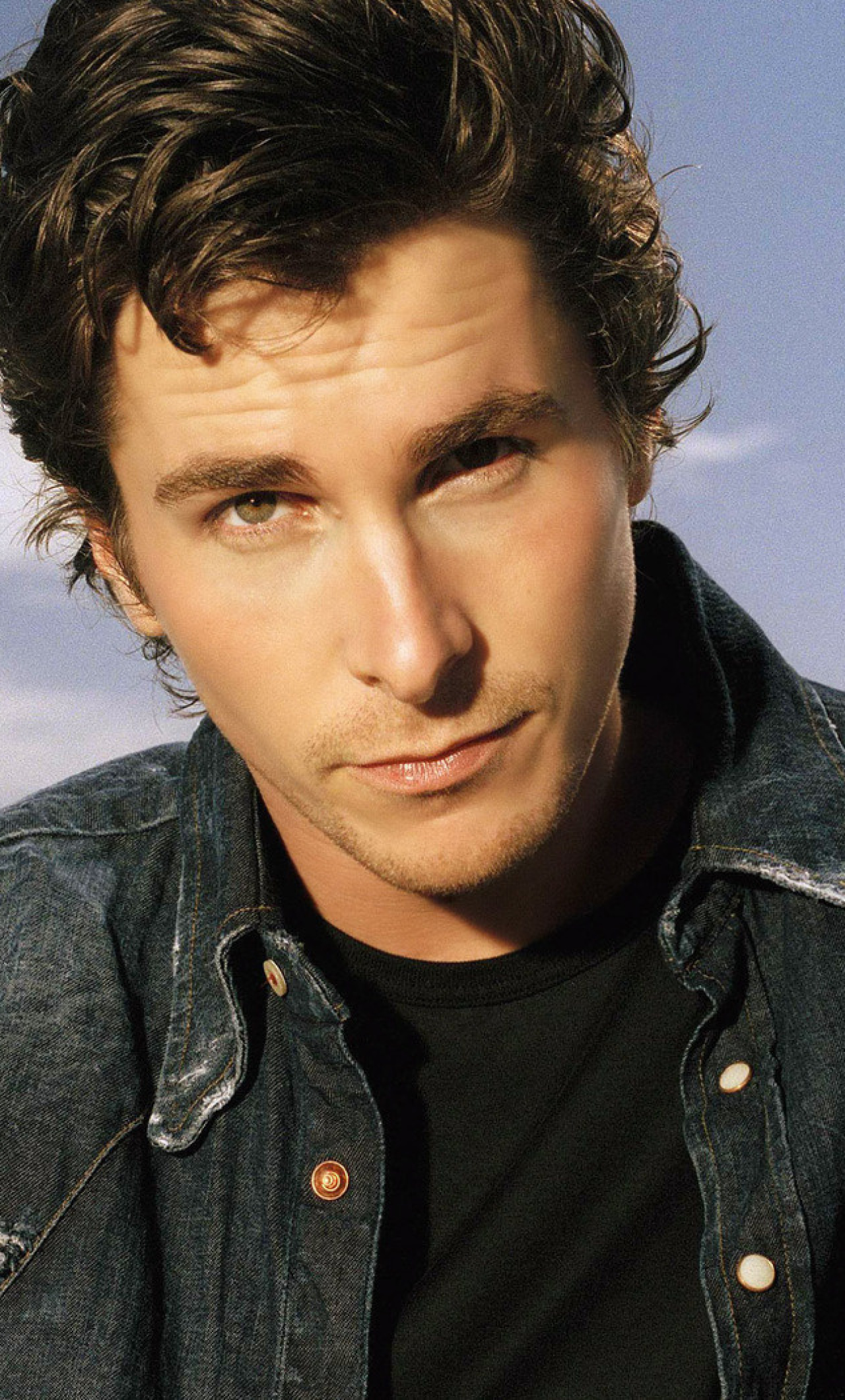 Download Christian Bale Photoshoot 3840x2160 Resolution Full Hd
